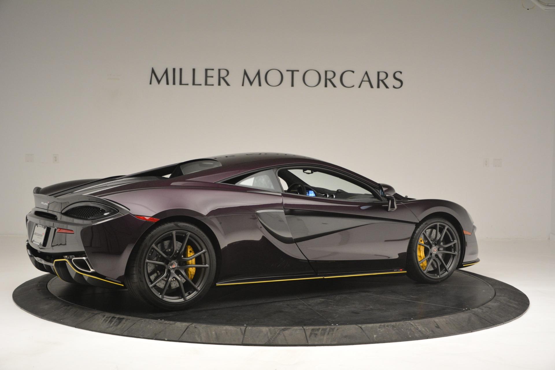 Used 2018 McLaren 570S  For Sale In Greenwich, CT. Alfa Romeo of Greenwich, MC353 2204_p8