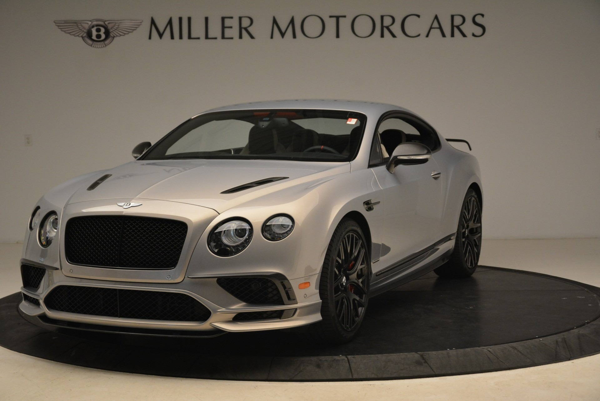 Used 2017 Bentley Continental GT Supersports For Sale In Greenwich, CT. Alfa Romeo of Greenwich, B1351 2206_main