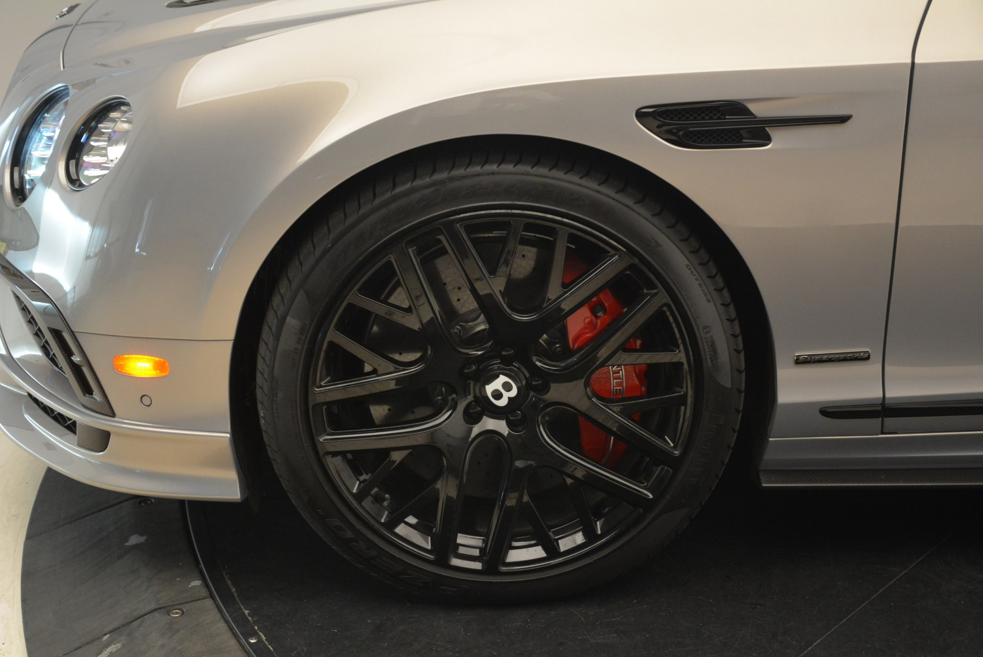 Used 2017 Bentley Continental GT Supersports For Sale In Greenwich, CT. Alfa Romeo of Greenwich, B1351 2206_p17