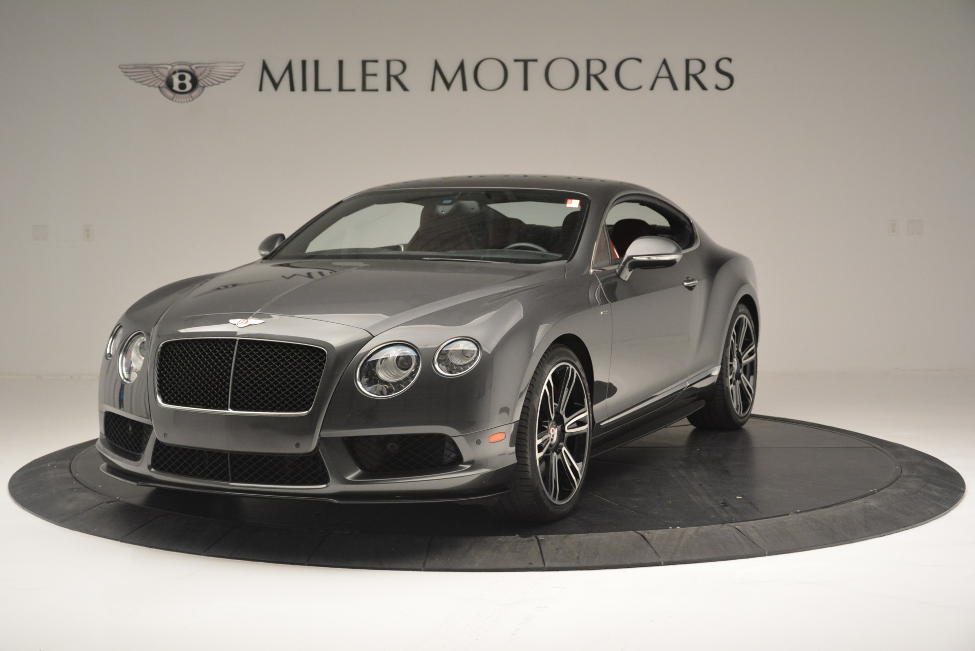 Used 2015 Bentley Continental GT V8 S For Sale In Greenwich, CT. Alfa Romeo of Greenwich, 7360 2207_main