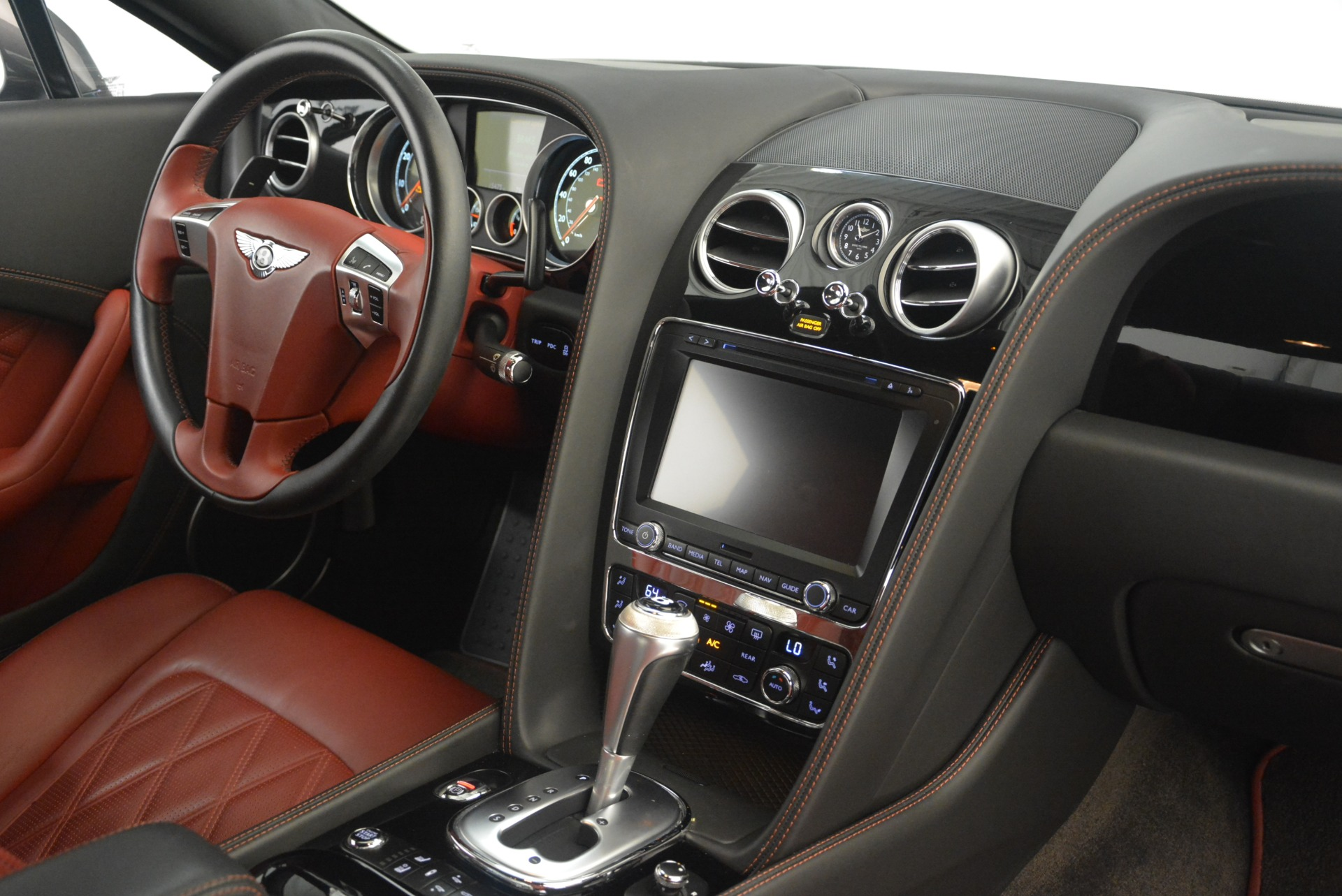 Used 2015 Bentley Continental GT V8 S For Sale In Greenwich, CT. Alfa Romeo of Greenwich, 7360 2207_p26