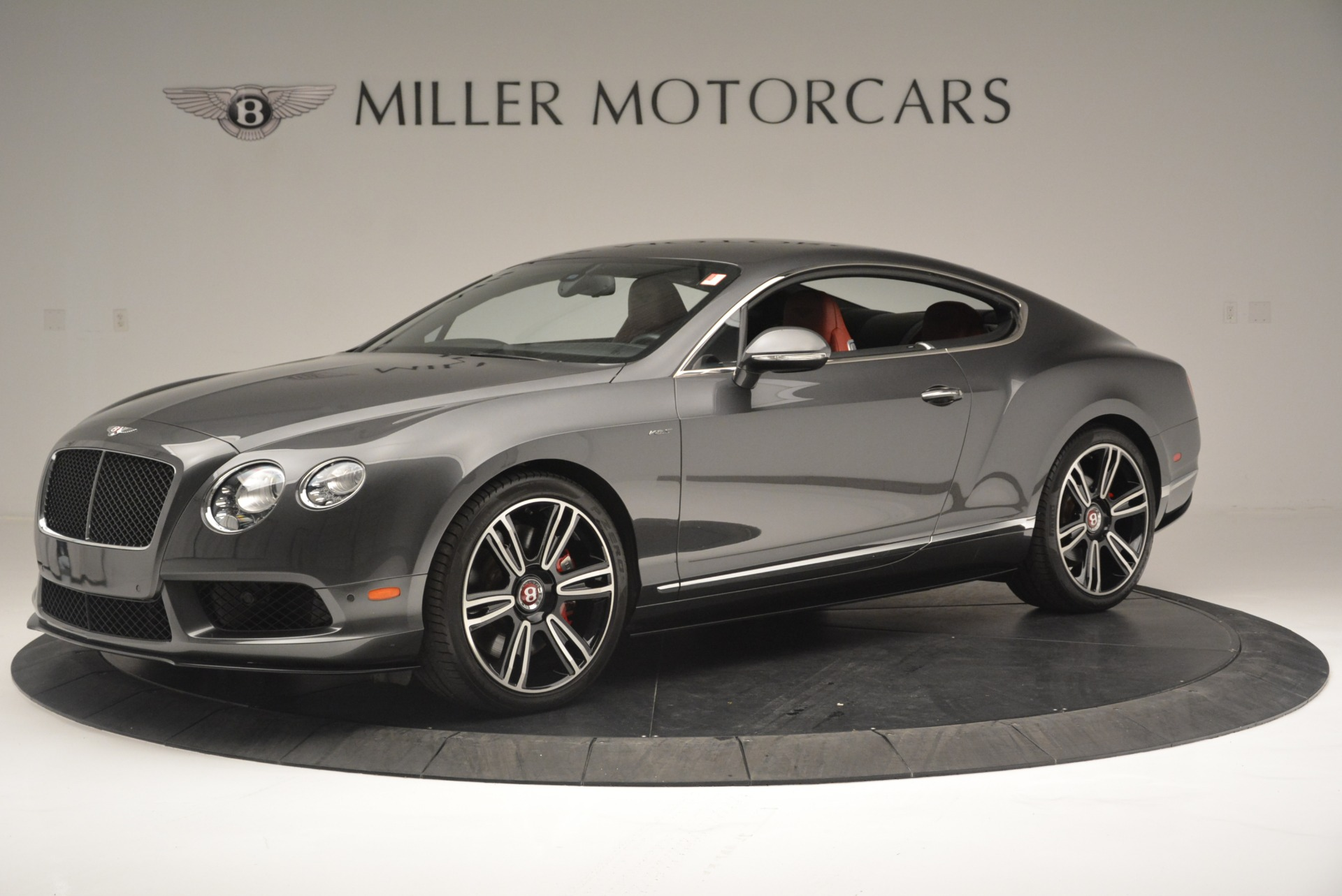 Used 2015 Bentley Continental GT V8 S For Sale In Greenwich, CT. Alfa Romeo of Greenwich, 7360 2207_p2