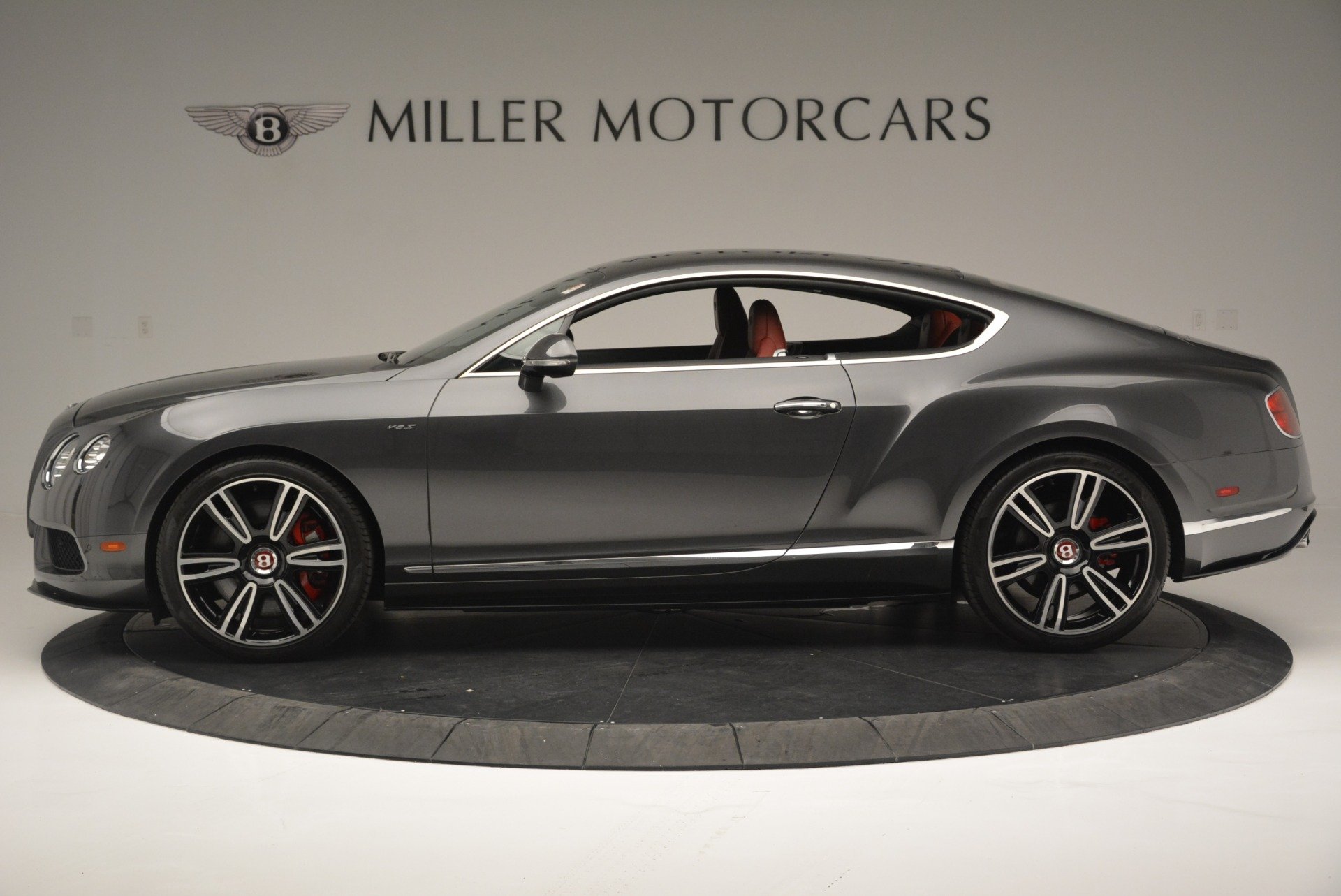 Used 2015 Bentley Continental GT V8 S For Sale In Greenwich, CT. Alfa Romeo of Greenwich, 7360 2207_p3