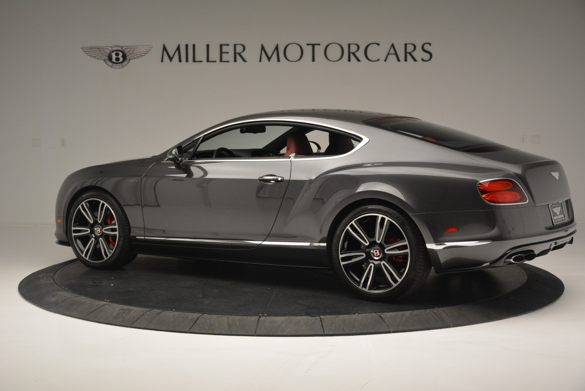 Used 2015 Bentley Continental GT V8 S For Sale In Greenwich, CT. Alfa Romeo of Greenwich, 7360 2207_p4