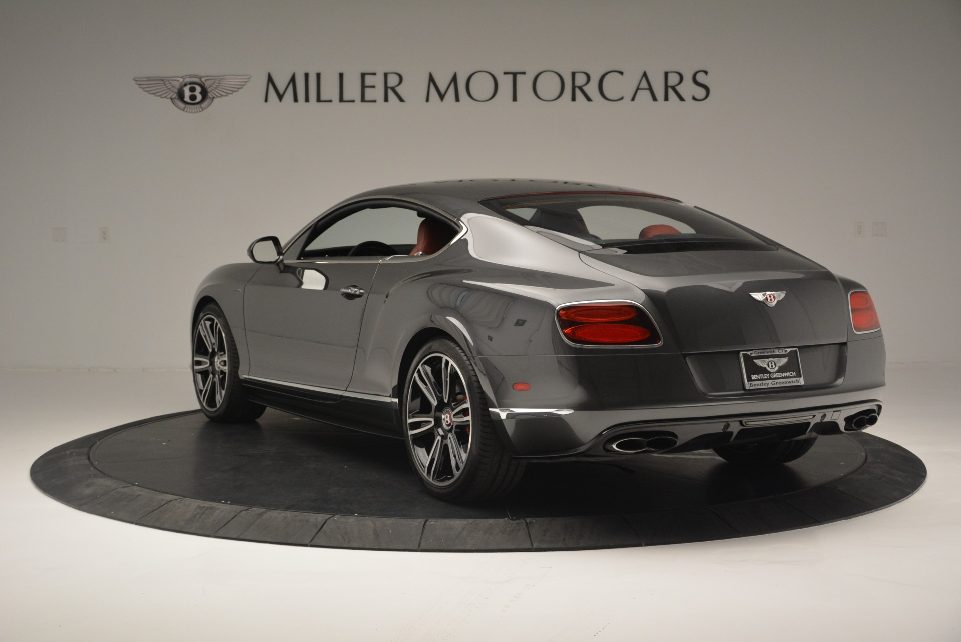 Used 2015 Bentley Continental GT V8 S For Sale In Greenwich, CT. Alfa Romeo of Greenwich, 7360 2207_p5