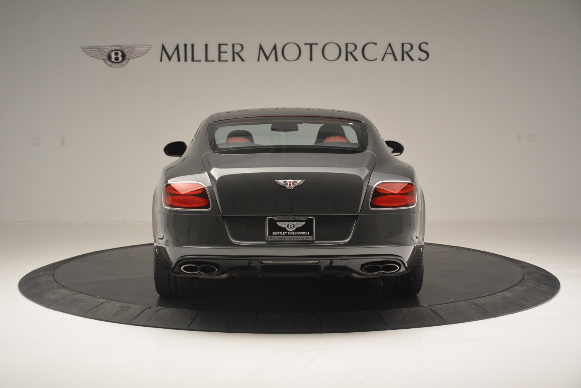 Used 2015 Bentley Continental GT V8 S For Sale In Greenwich, CT. Alfa Romeo of Greenwich, 7360 2207_p6