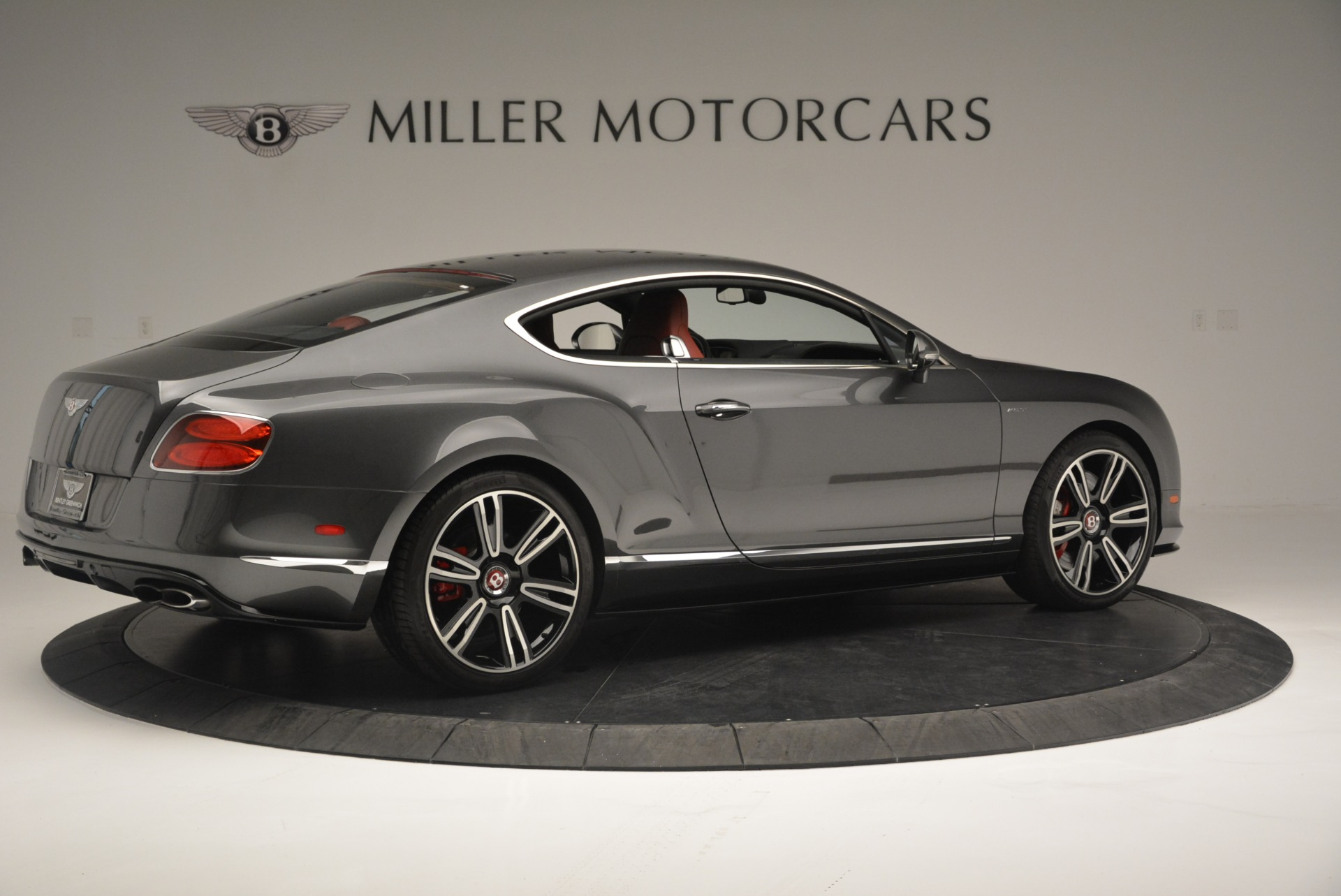 Used 2015 Bentley Continental GT V8 S For Sale In Greenwich, CT. Alfa Romeo of Greenwich, 7360 2207_p8
