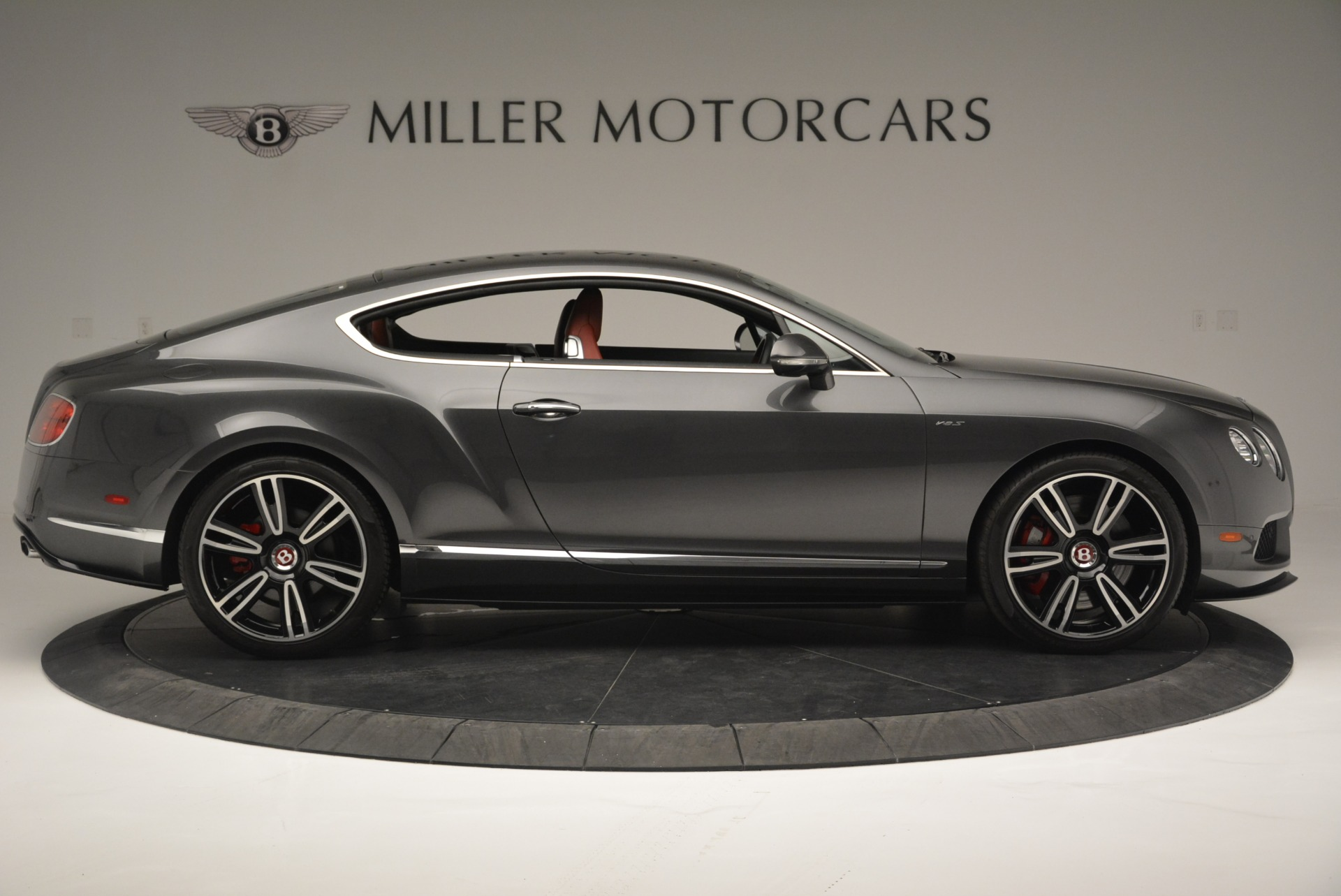 Used 2015 Bentley Continental GT V8 S For Sale In Greenwich, CT. Alfa Romeo of Greenwich, 7360 2207_p9