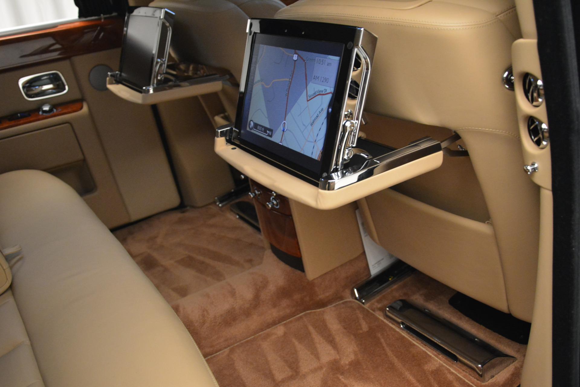 Used 2013 Rolls-Royce Phantom  For Sale In Greenwich, CT. Alfa Romeo of Greenwich, 7353 2208_p21