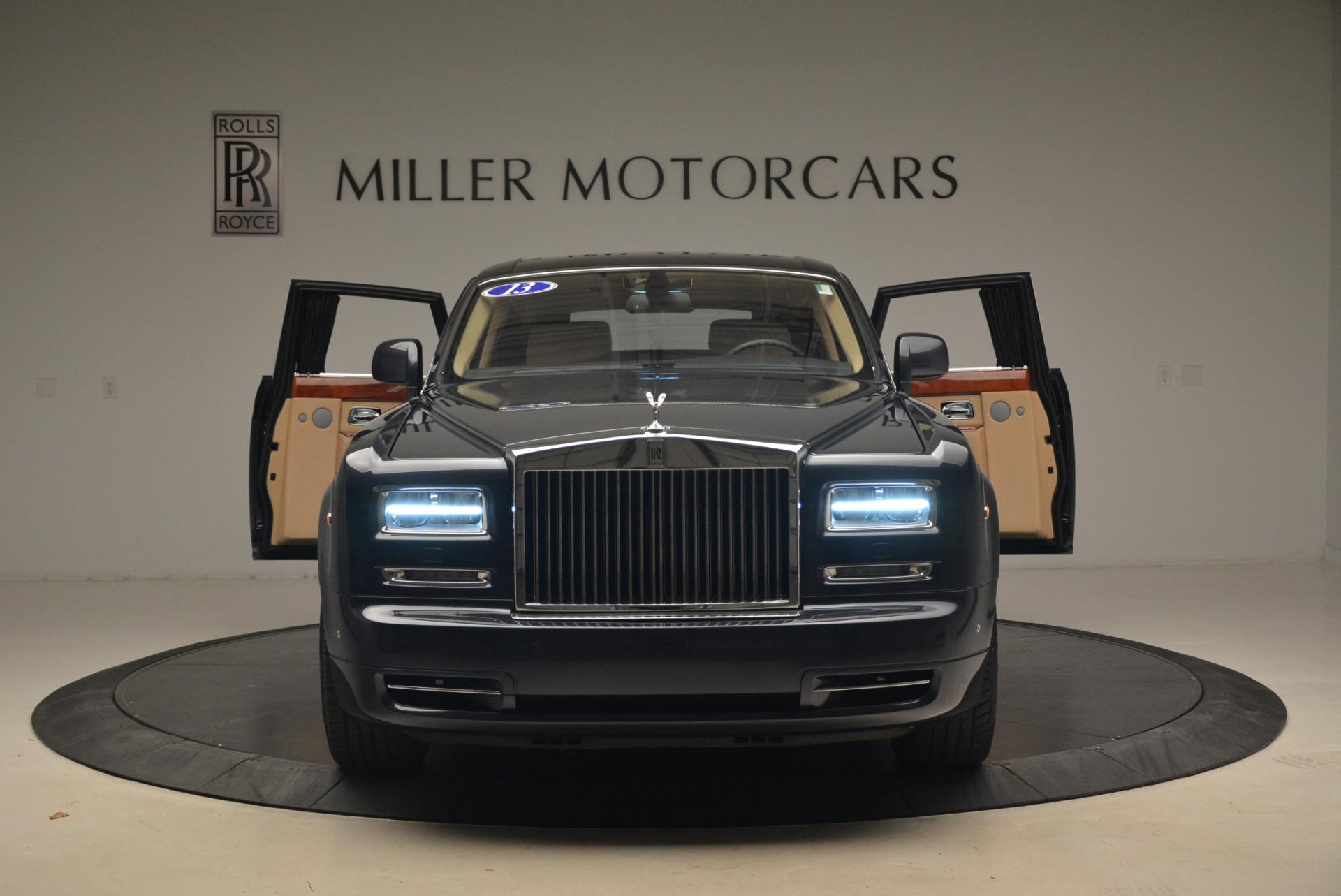 Used 2013 Rolls-Royce Phantom  For Sale In Greenwich, CT. Alfa Romeo of Greenwich, 7353 2208_p4