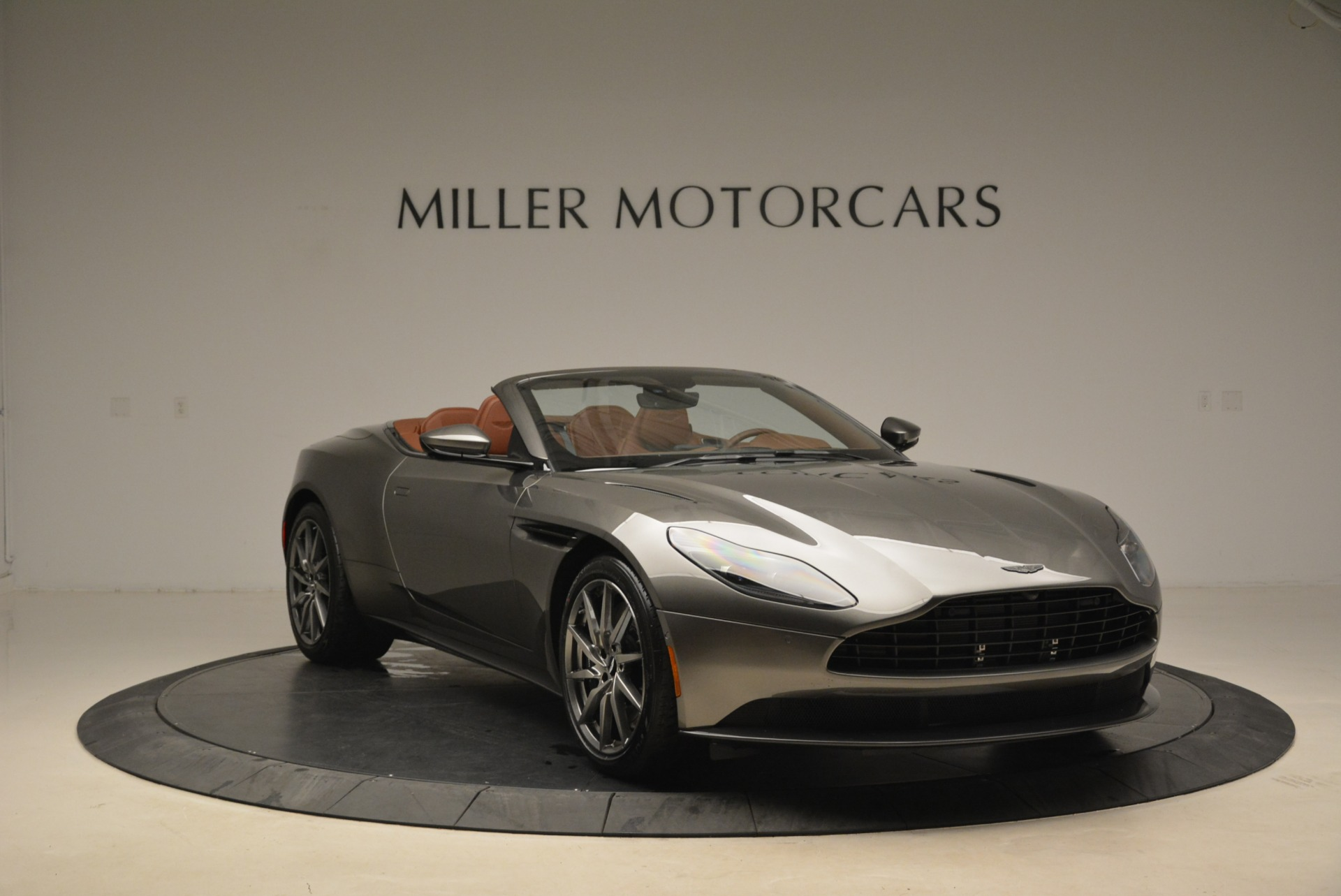 New 2019 Aston Martin DB11 Volante  For Sale In Greenwich, CT. Alfa Romeo of Greenwich, A1284 2209_p11