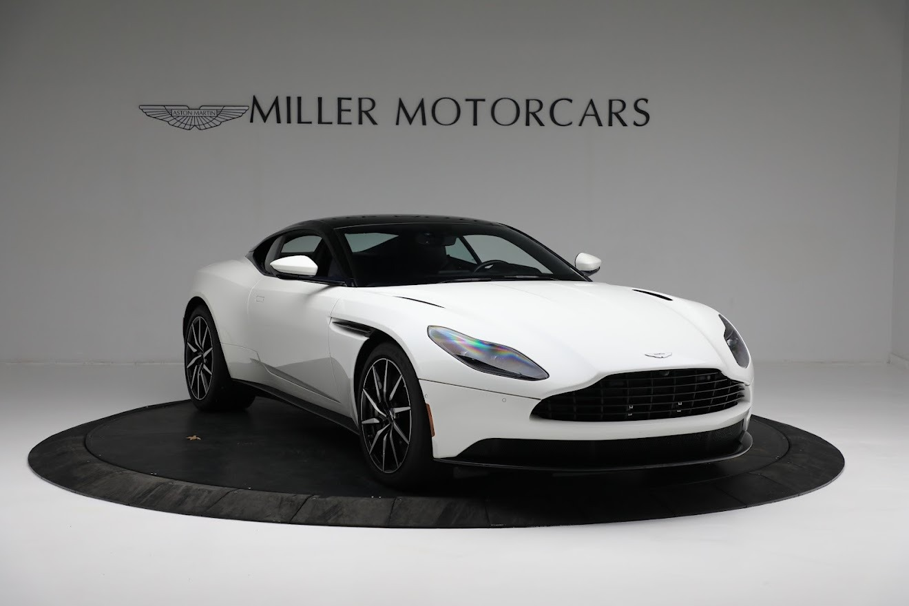 New 2018 Aston Martin DB11 V8 Coupe For Sale In Greenwich, CT. Alfa Romeo of Greenwich, A1279 2211_p10