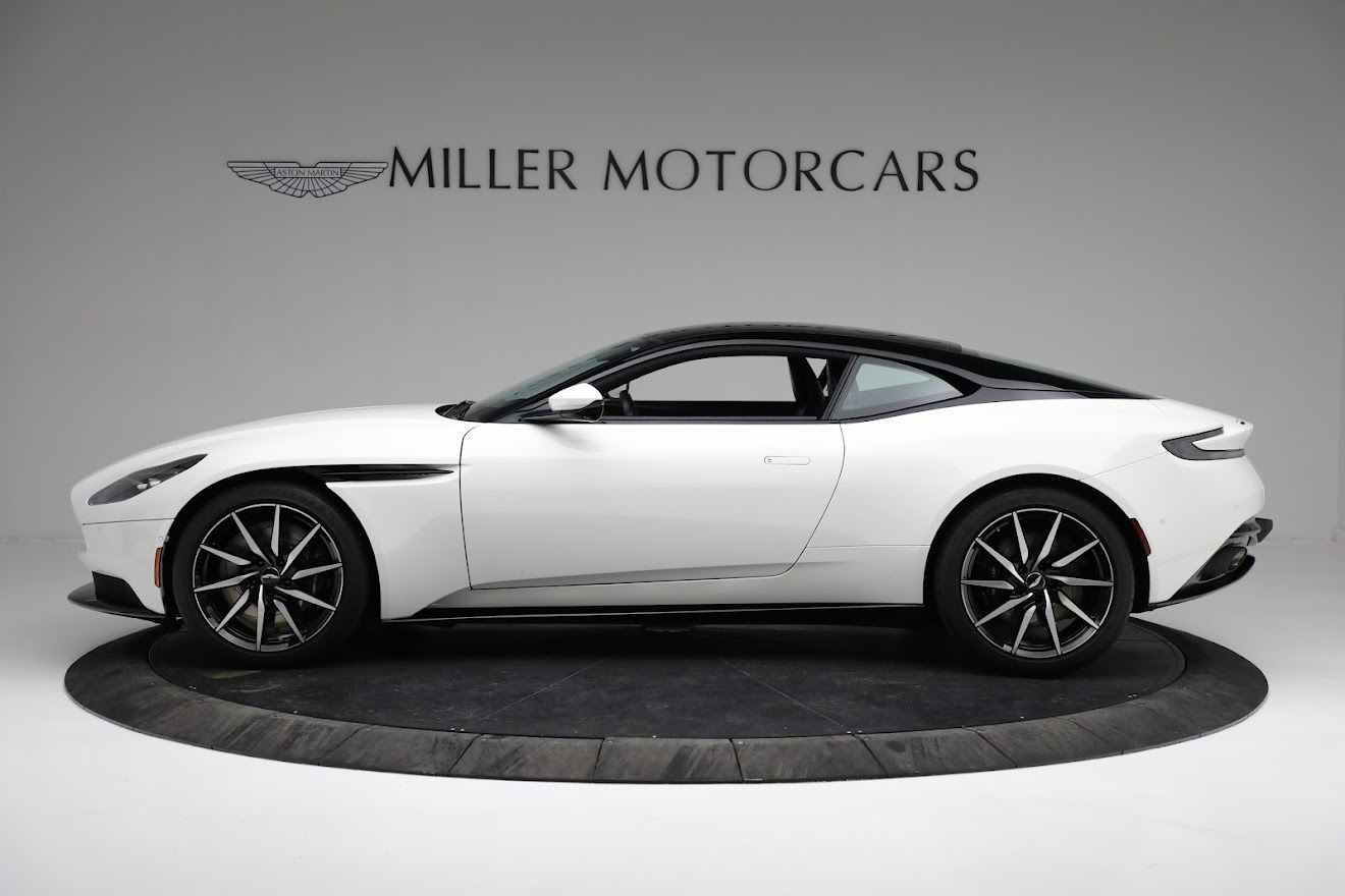 New 2018 Aston Martin DB11 V8 Coupe For Sale In Greenwich, CT. Alfa Romeo of Greenwich, A1279 2211_p2