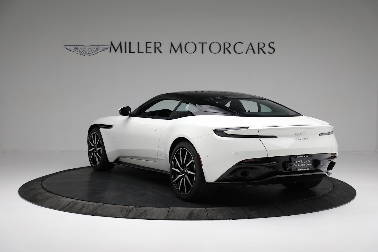 New 2018 Aston Martin DB11 V8 Coupe For Sale In Greenwich, CT. Alfa Romeo of Greenwich, A1279 2211_p4