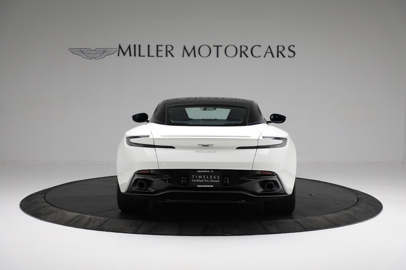 New 2018 Aston Martin DB11 V8 Coupe For Sale In Greenwich, CT. Alfa Romeo of Greenwich, A1279 2211_p5