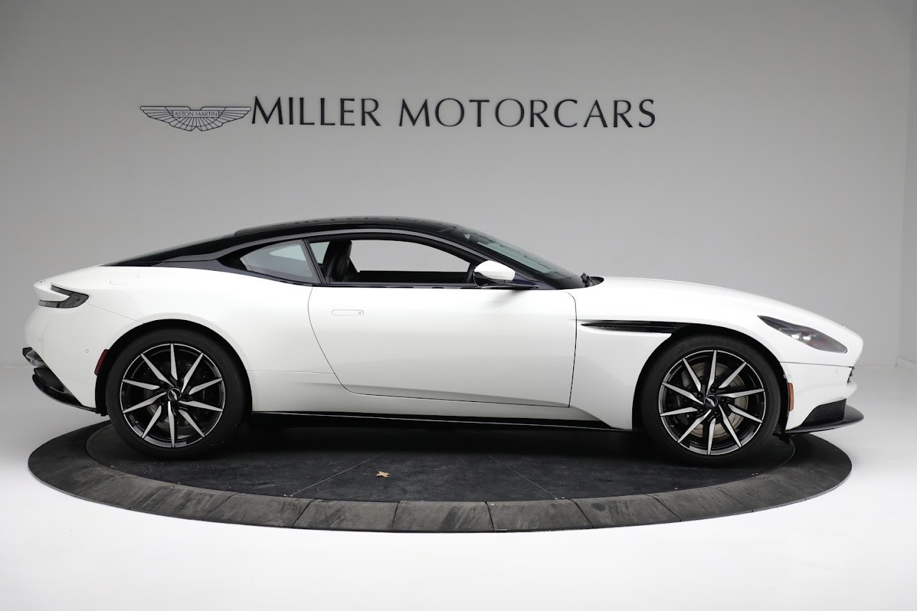 New 2018 Aston Martin DB11 V8 Coupe For Sale In Greenwich, CT. Alfa Romeo of Greenwich, A1279 2211_p8