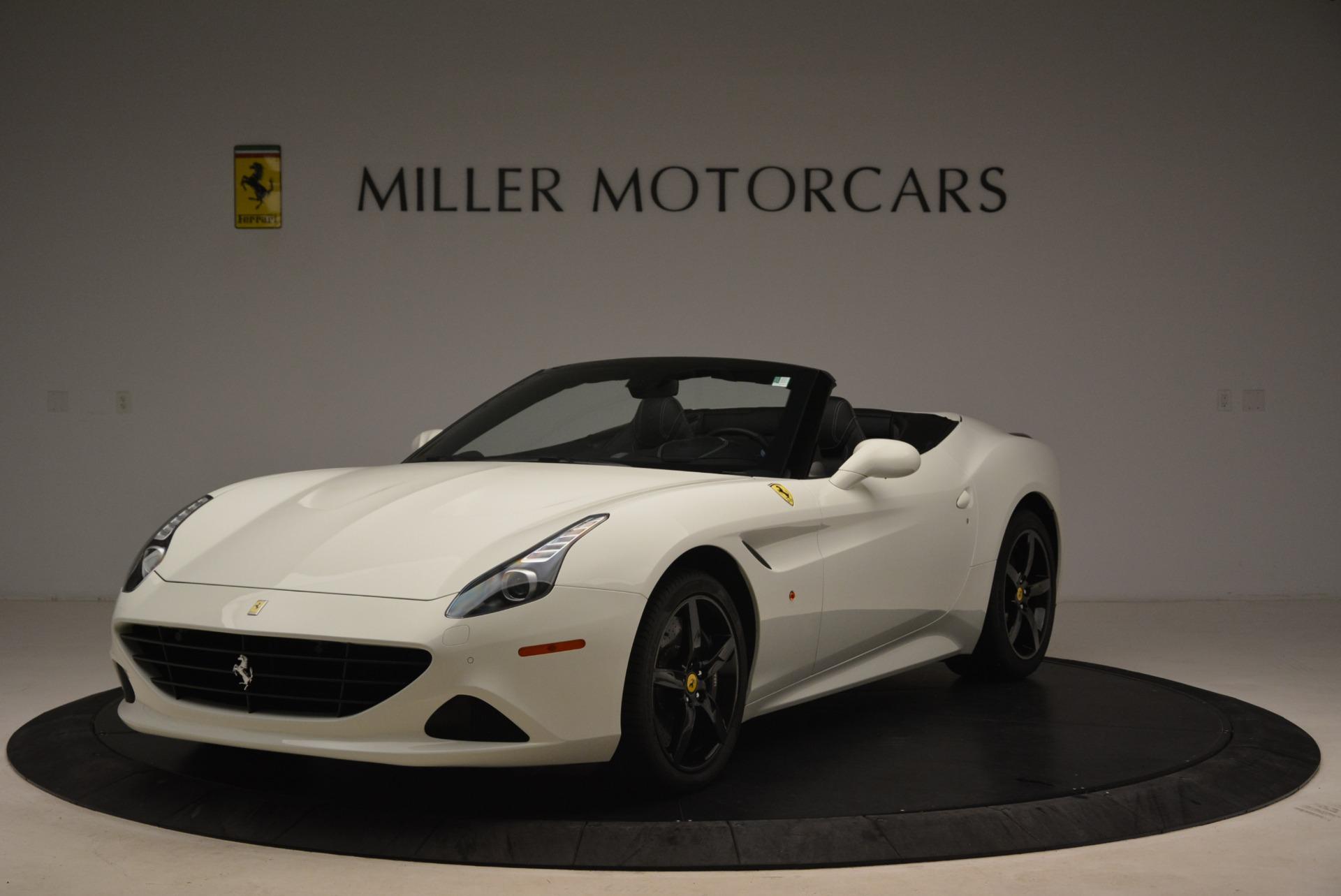 Used 2016 Ferrari California T  For Sale In Greenwich, CT. Alfa Romeo of Greenwich, 4541 2213_main