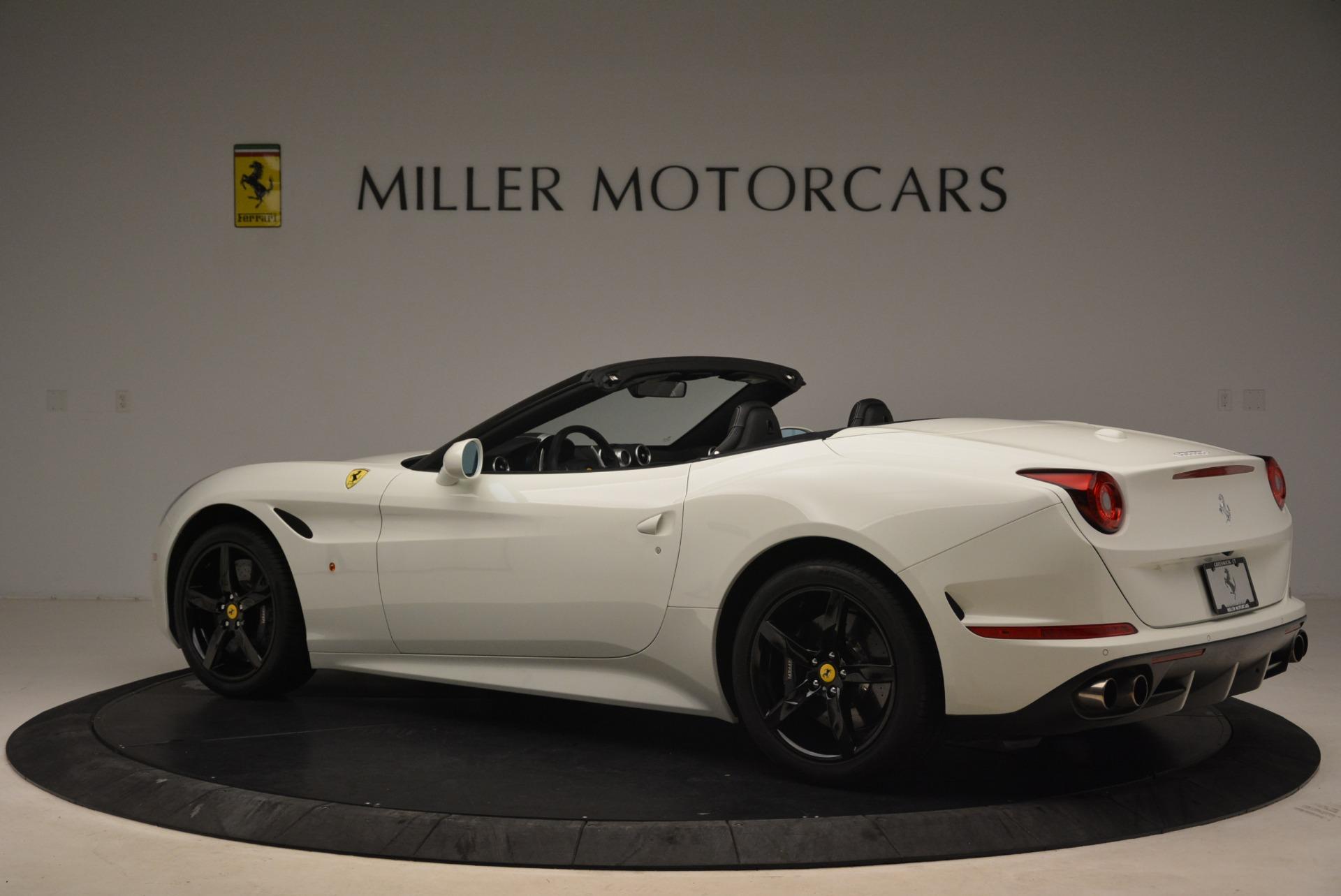 Used 2016 Ferrari California T  For Sale In Greenwich, CT. Alfa Romeo of Greenwich, 4541 2213_p4