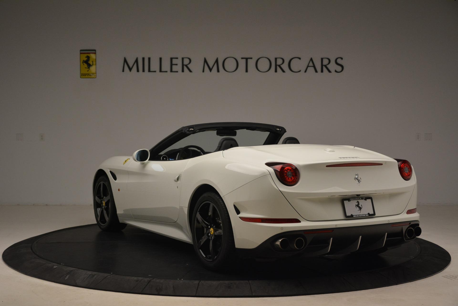 Used 2016 Ferrari California T  For Sale In Greenwich, CT. Alfa Romeo of Greenwich, 4541 2213_p5