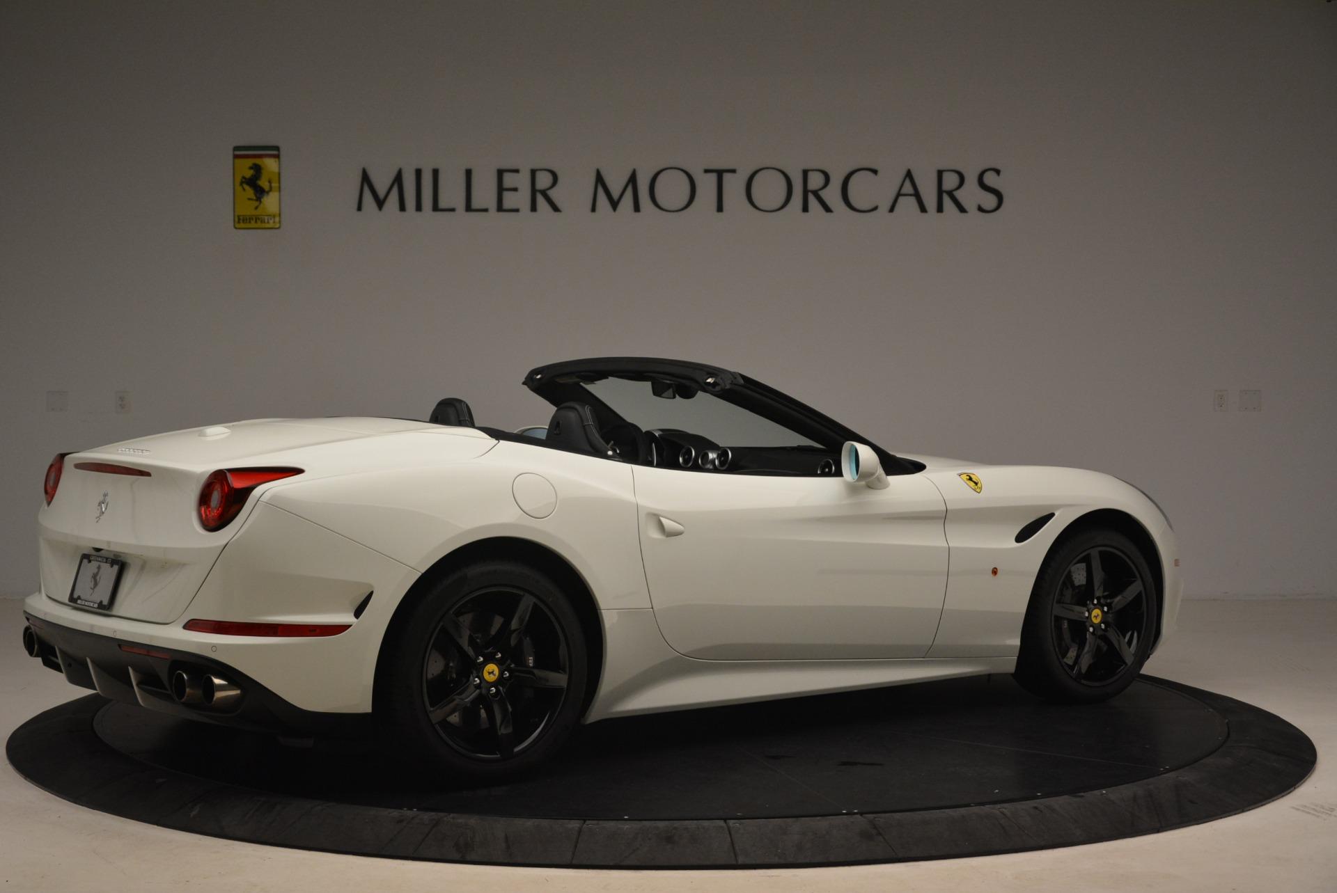 Used 2016 Ferrari California T  For Sale In Greenwich, CT. Alfa Romeo of Greenwich, 4541 2213_p8
