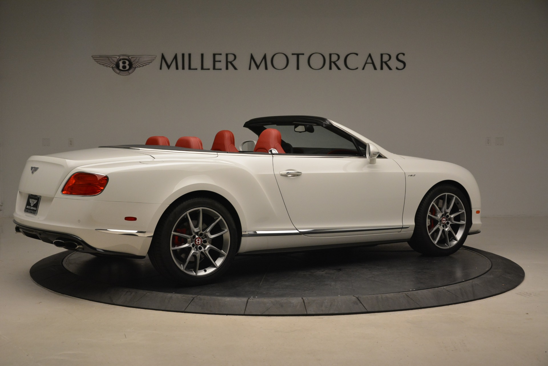 Used 2015 Bentley Continental GT V8 S For Sale In Greenwich, CT. Alfa Romeo of Greenwich, 7358 2214_p8