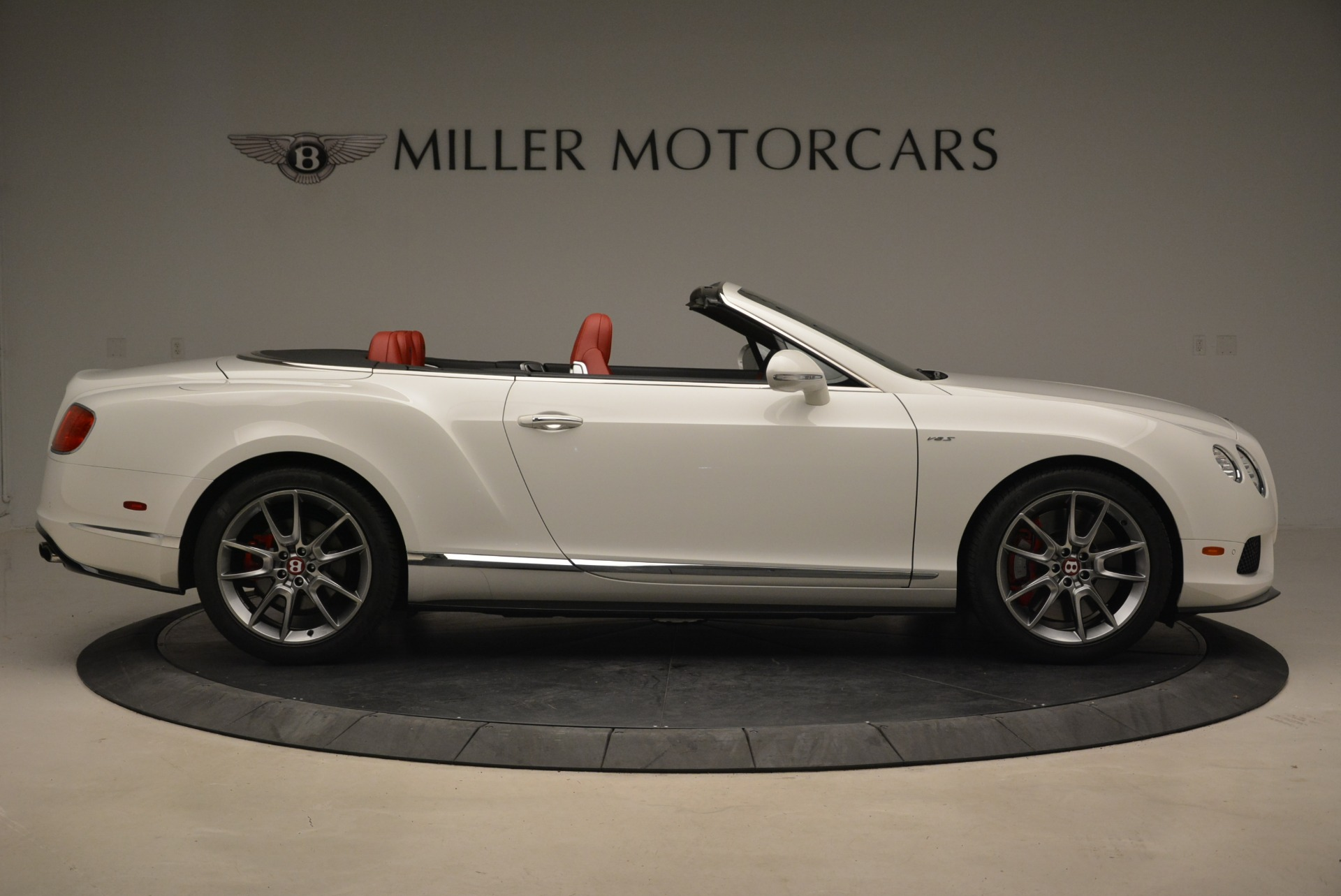 Used 2015 Bentley Continental GT V8 S For Sale In Greenwich, CT. Alfa Romeo of Greenwich, 7358 2214_p9