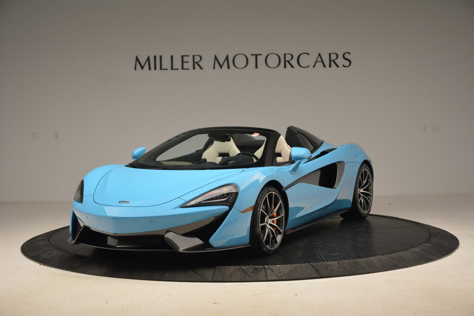 Used 2018 McLaren 570S Spider For Sale In Greenwich, CT. Alfa Romeo of Greenwich, MC355