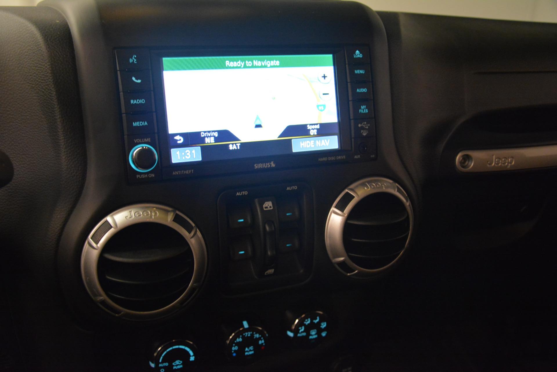 Used 2016 Jeep Wrangler Unlimited Rubicon For Sale In Greenwich, CT. Alfa Romeo of Greenwich, 7345A 2218_p16