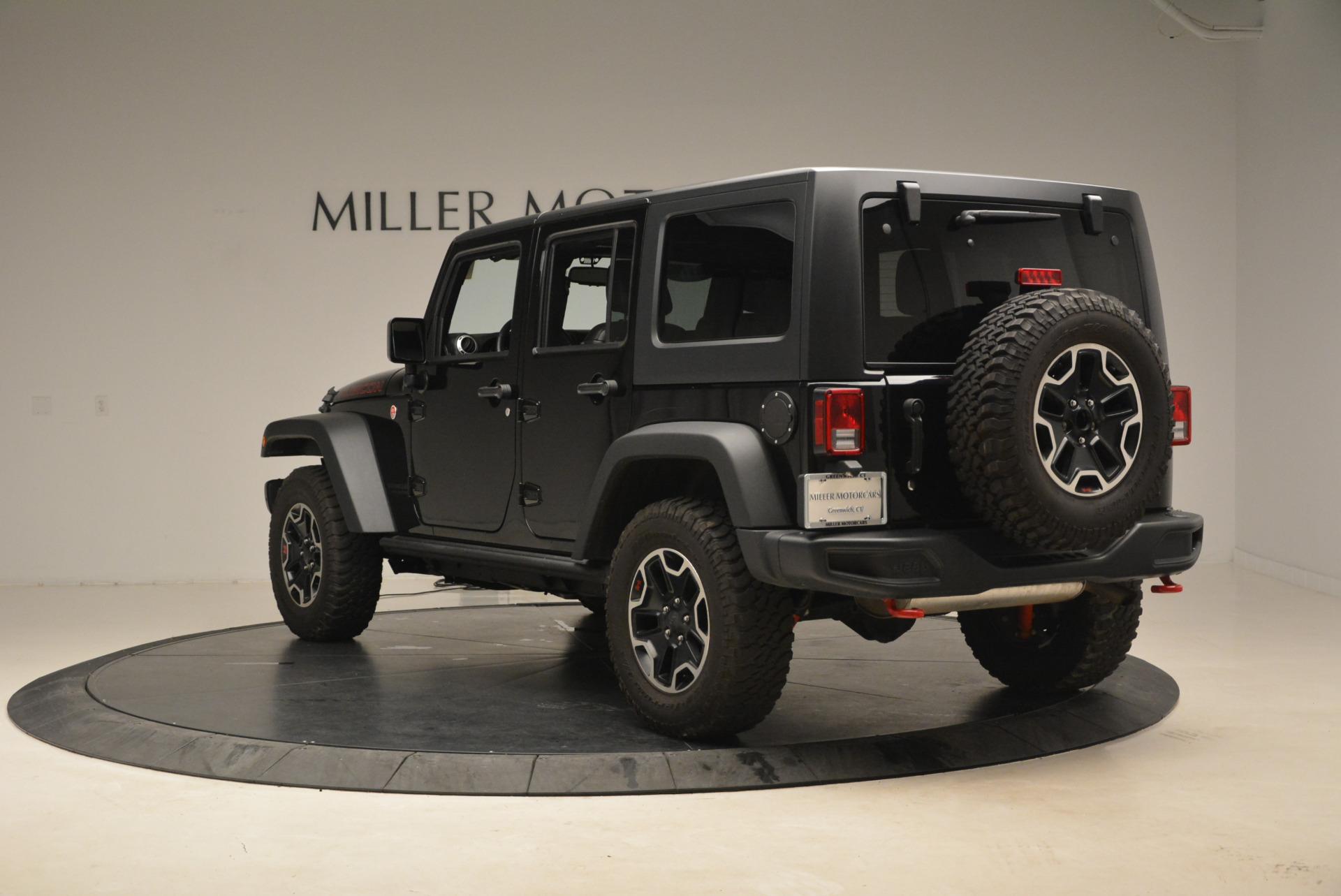 Used 2016 Jeep Wrangler Unlimited Rubicon For Sale In Greenwich, CT. Alfa Romeo of Greenwich, 7345A 2218_p5