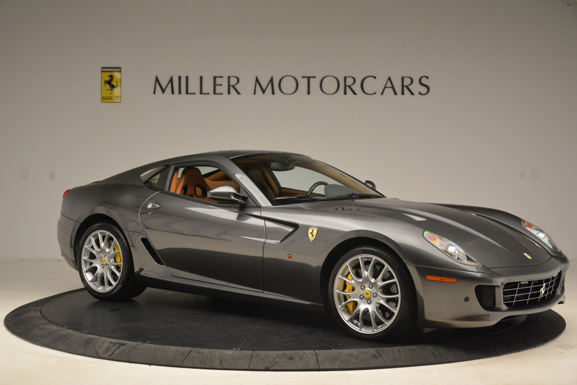Used 2010 Ferrari 599 GTB Fiorano  For Sale In Greenwich, CT. Alfa Romeo of Greenwich, 4474 2219_p10