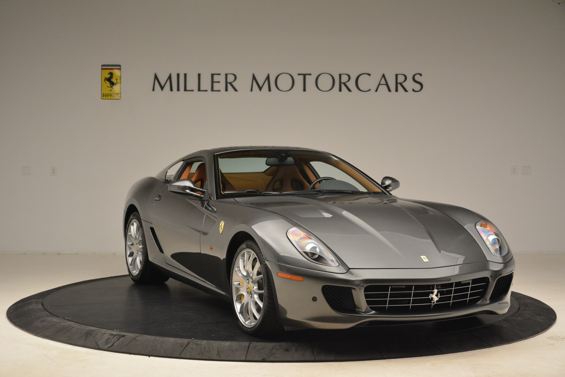 Used 2010 Ferrari 599 GTB Fiorano  For Sale In Greenwich, CT. Alfa Romeo of Greenwich, 4474 2219_p11