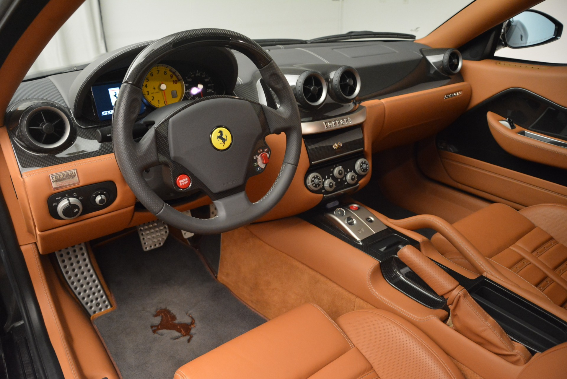 Used 2010 Ferrari 599 GTB Fiorano  For Sale In Greenwich, CT. Alfa Romeo of Greenwich, 4474 2219_p13