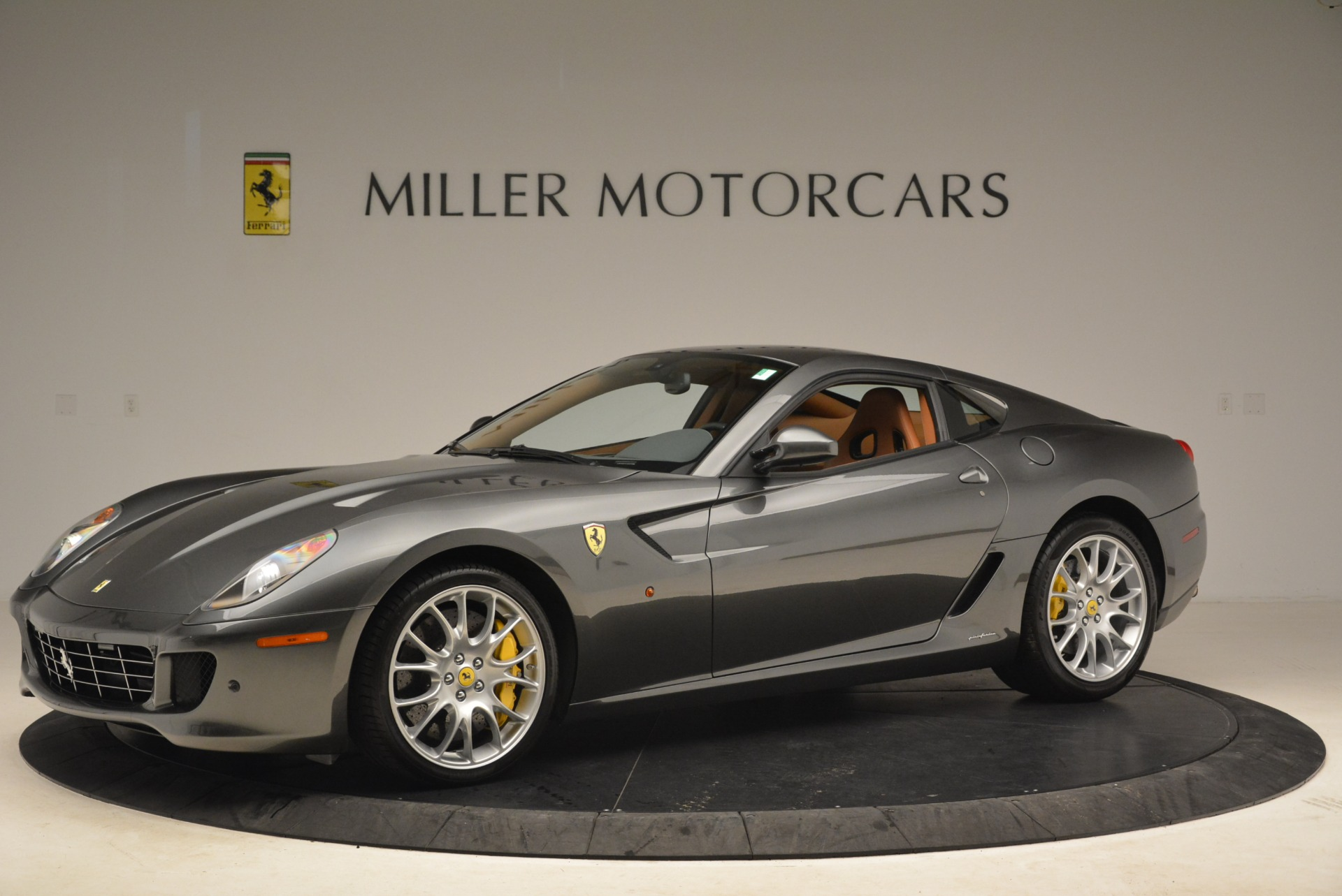 Used 2010 Ferrari 599 GTB Fiorano  For Sale In Greenwich, CT. Alfa Romeo of Greenwich, 4474 2219_p2