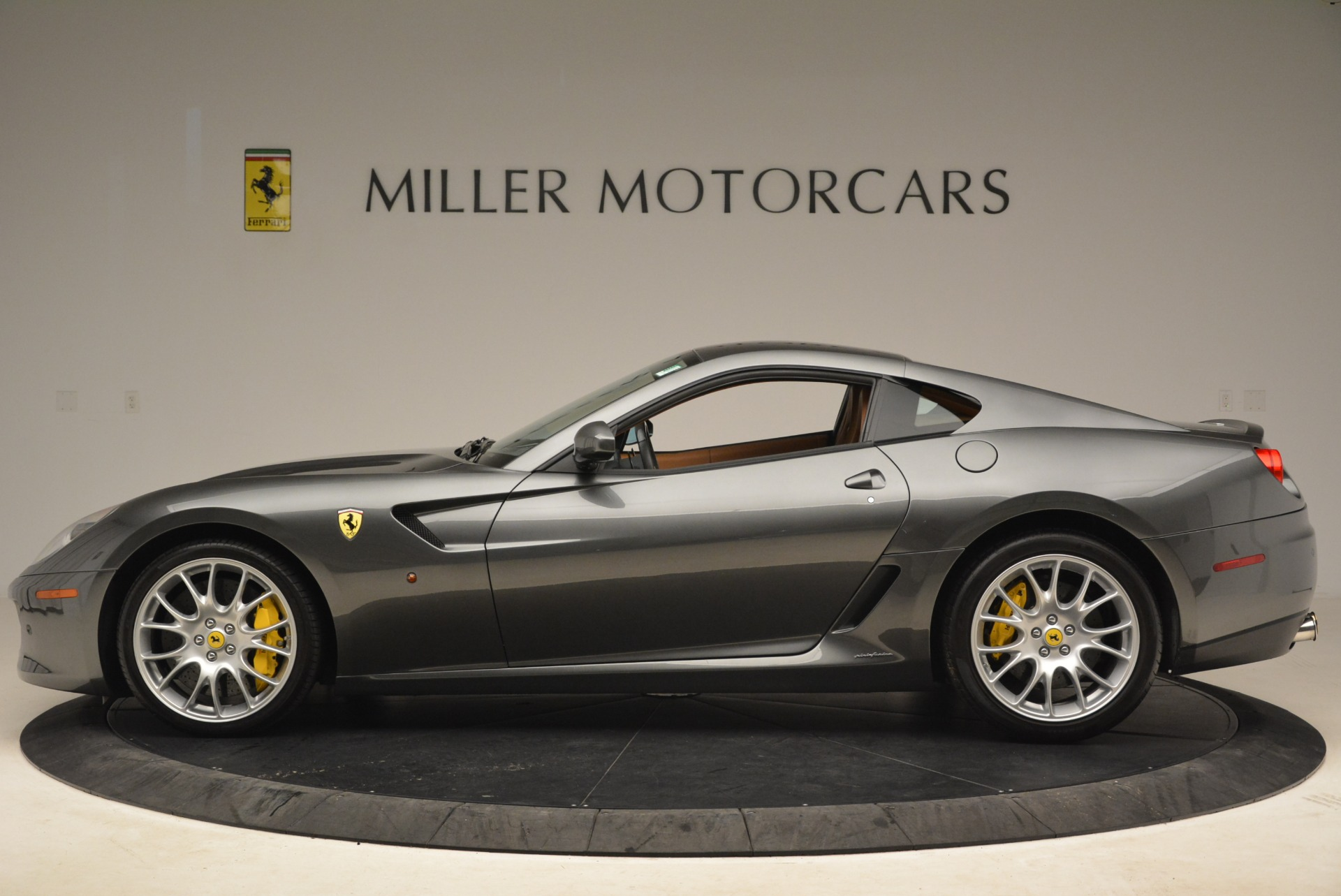 Used 2010 Ferrari 599 GTB Fiorano  For Sale In Greenwich, CT. Alfa Romeo of Greenwich, 4474 2219_p3