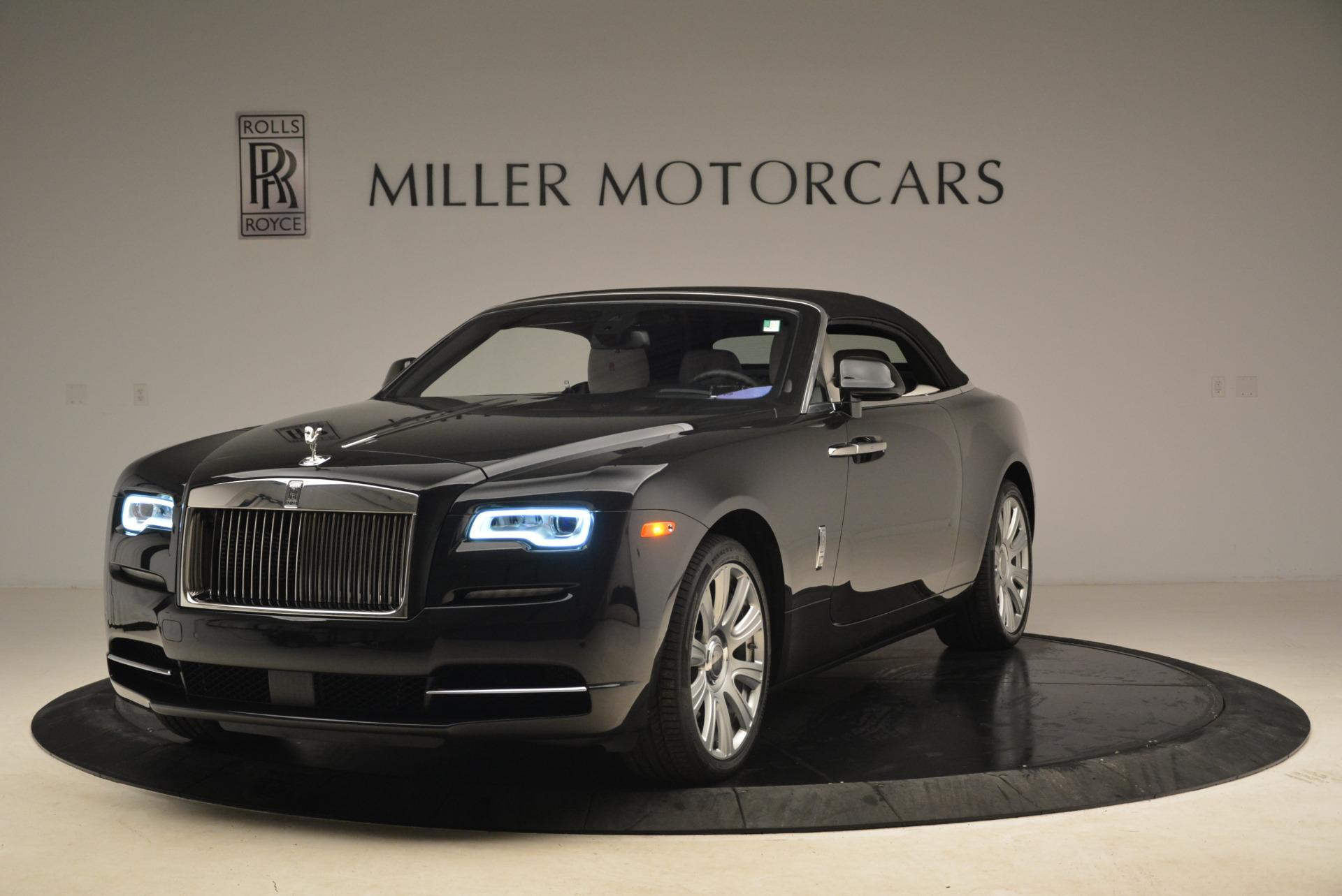 Used 2016 Rolls-Royce Dawn  For Sale In Greenwich, CT. Alfa Romeo of Greenwich, F1860A 2220_p13