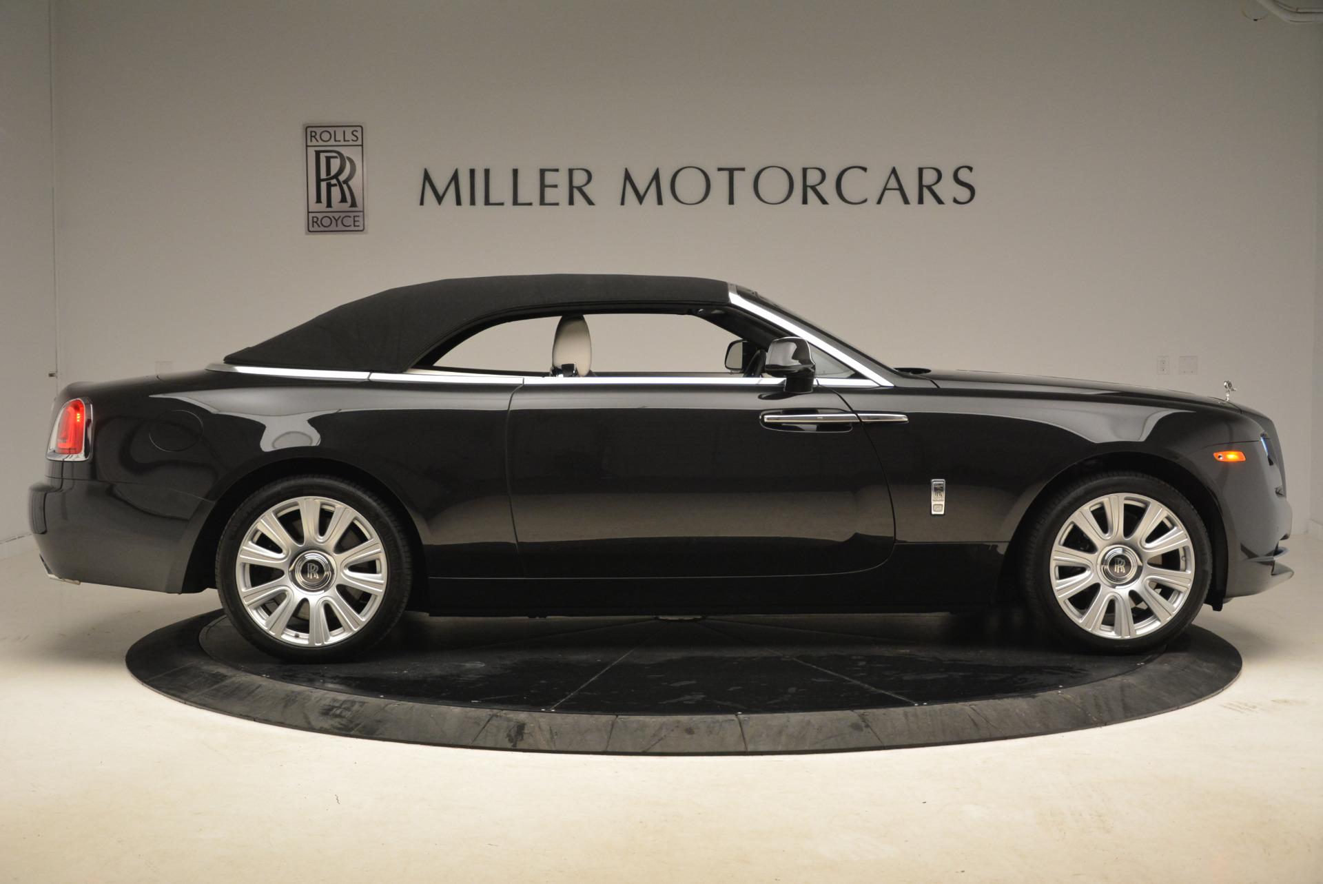 Used 2016 Rolls-Royce Dawn  For Sale In Greenwich, CT. Alfa Romeo of Greenwich, F1860A 2220_p21
