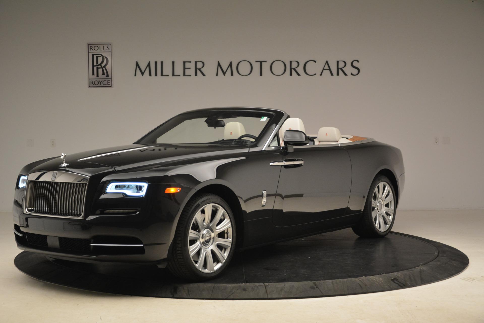 Used 2016 Rolls-Royce Dawn  For Sale In Greenwich, CT. Alfa Romeo of Greenwich, F1860A 2220_p2