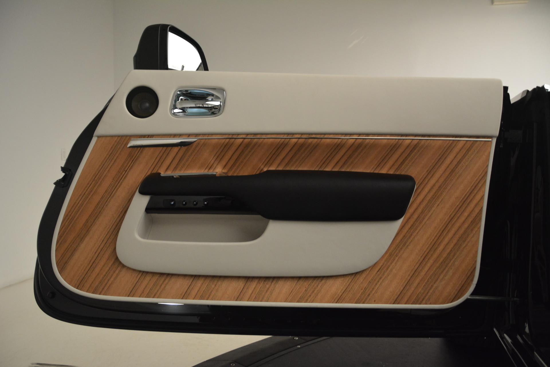 Used 2016 Rolls-Royce Dawn  For Sale In Greenwich, CT. Alfa Romeo of Greenwich, F1860A 2220_p39