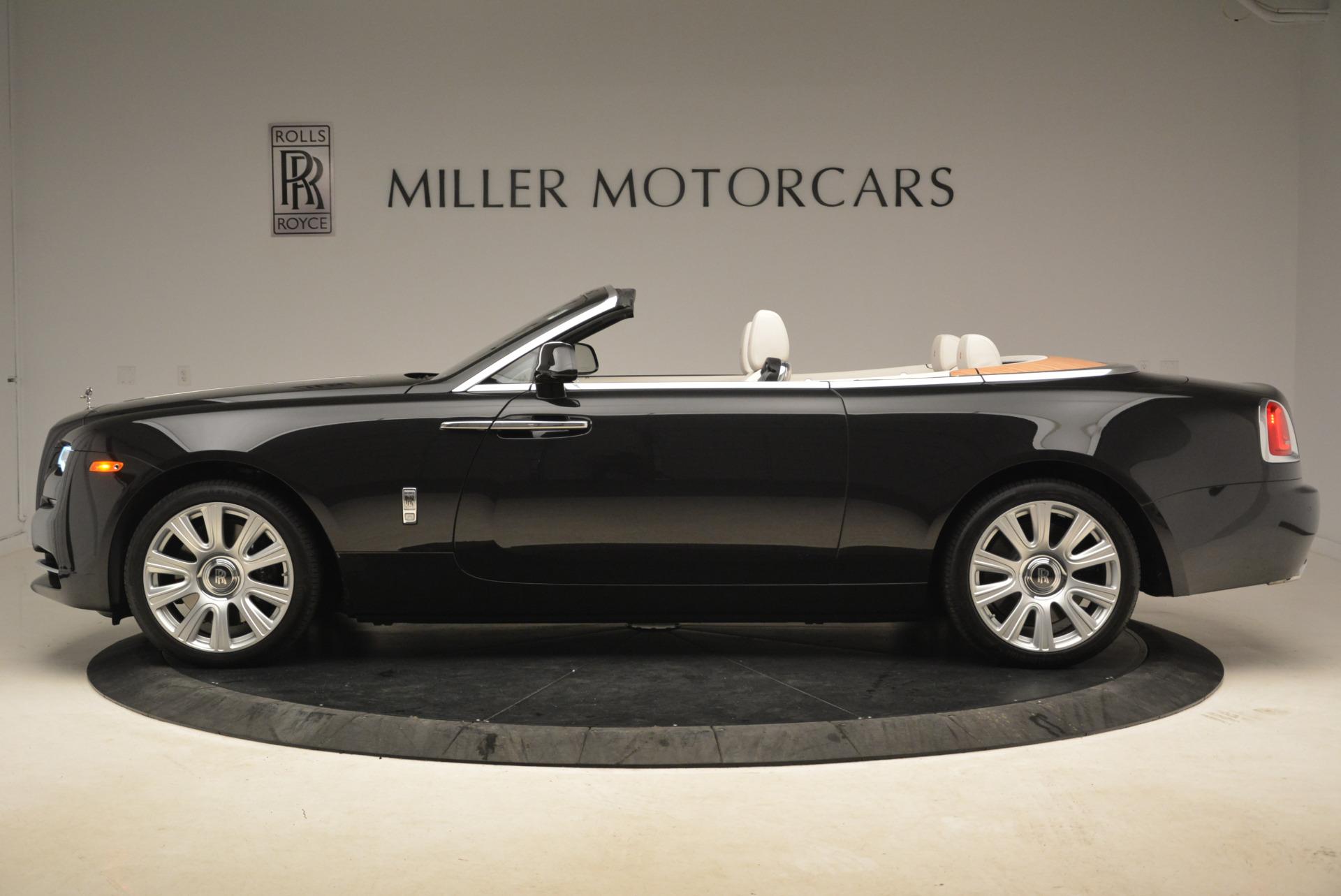 Used 2016 Rolls-Royce Dawn  For Sale In Greenwich, CT. Alfa Romeo of Greenwich, F1860A 2220_p3