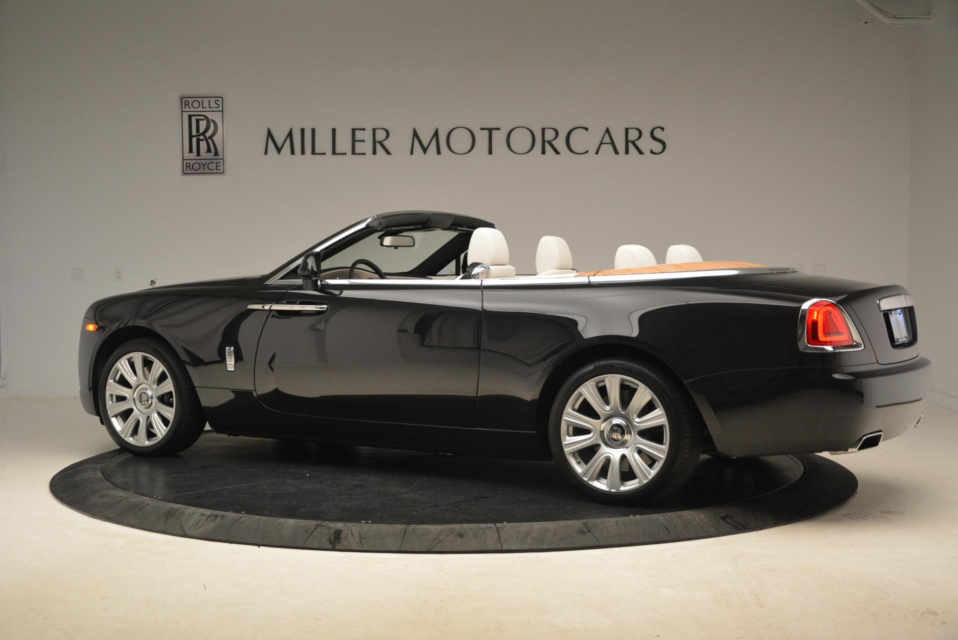 Used 2016 Rolls-Royce Dawn  For Sale In Greenwich, CT. Alfa Romeo of Greenwich, F1860A 2220_p4