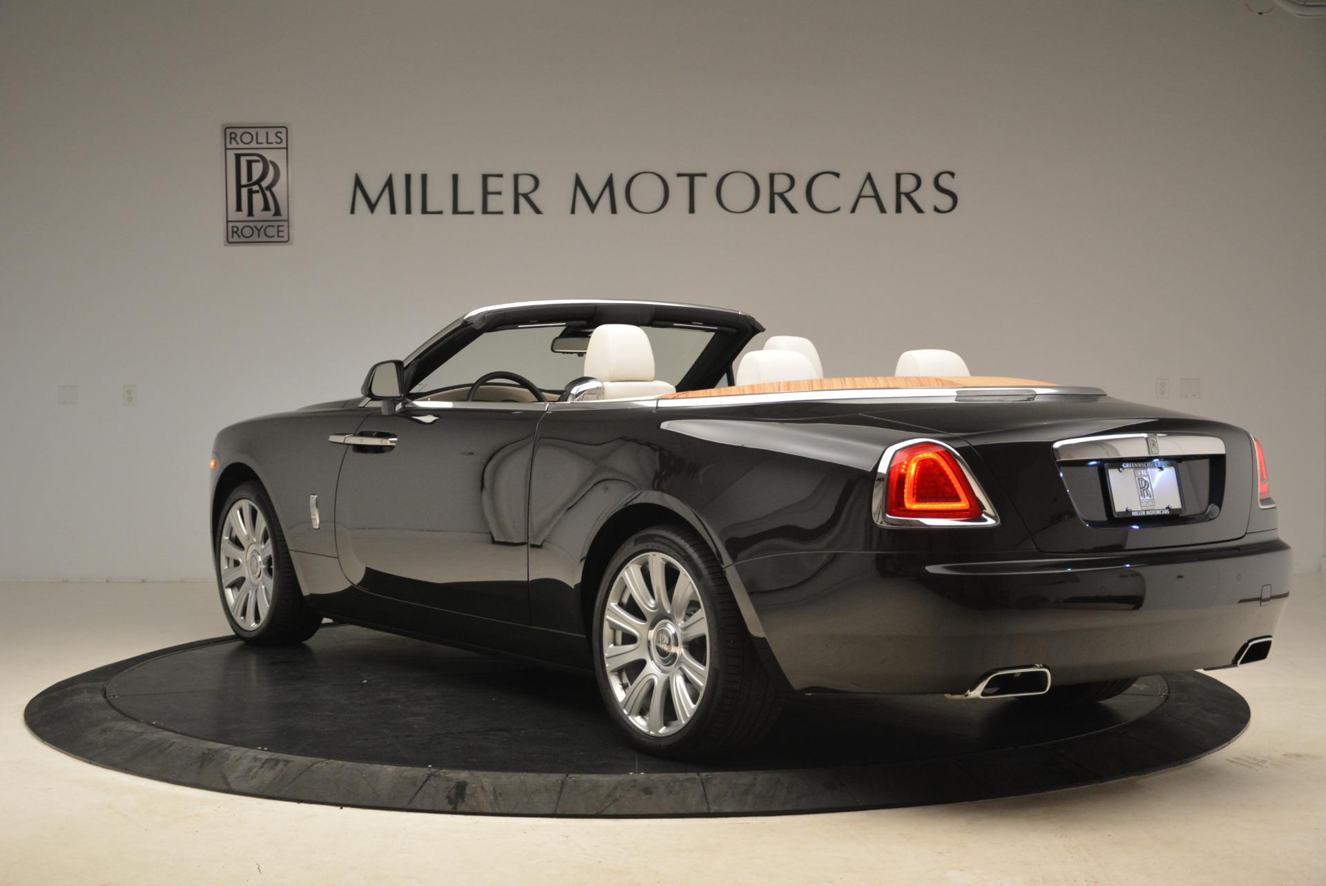 Used 2016 Rolls-Royce Dawn  For Sale In Greenwich, CT. Alfa Romeo of Greenwich, F1860A 2220_p5