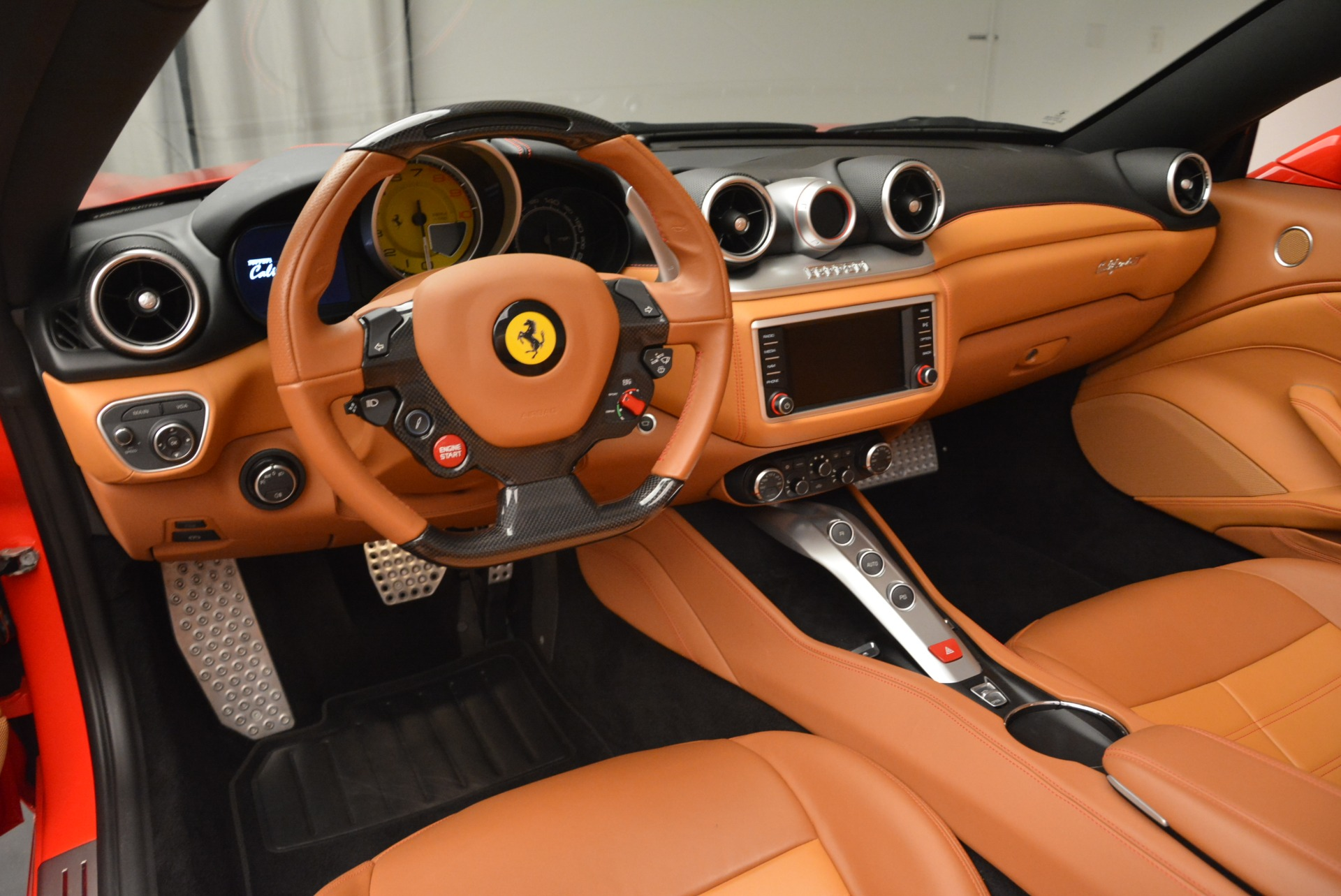 Used 2015 Ferrari California T  For Sale In Greenwich, CT. Alfa Romeo of Greenwich, 4475 2221_p25