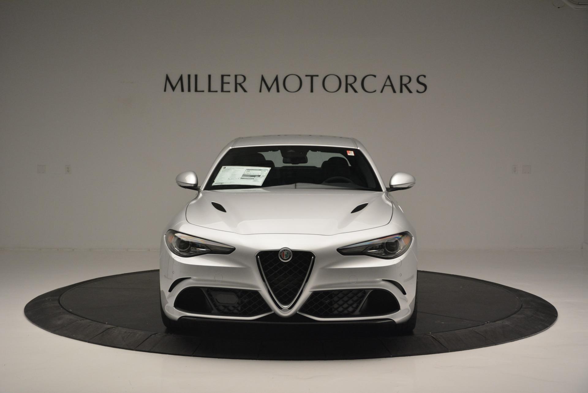 New 2018 Alfa Romeo Giulia Quadrifoglio For Sale In Greenwich, CT. Alfa Romeo of Greenwich, L397 2222_p12