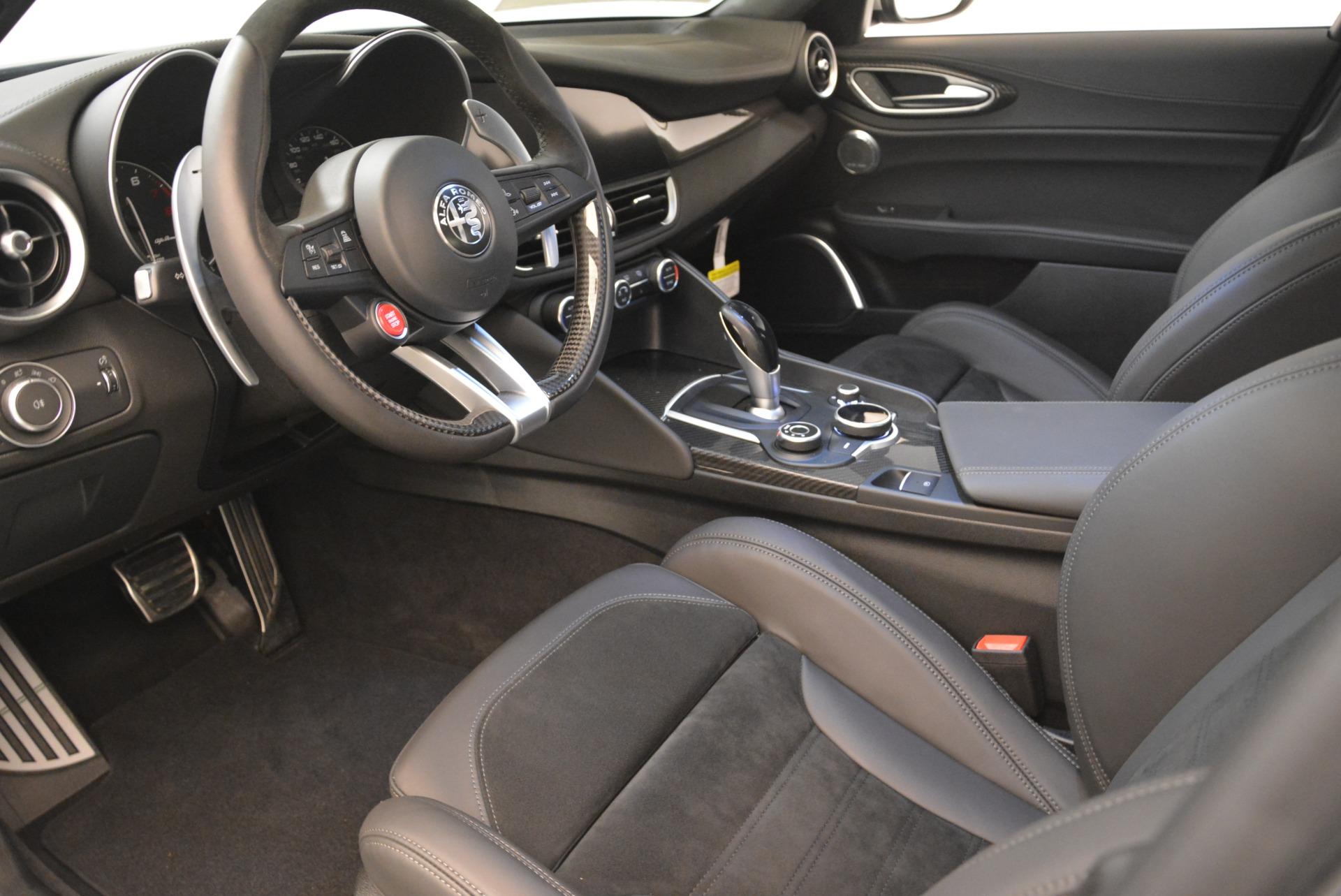New 2018 Alfa Romeo Giulia Quadrifoglio For Sale In Greenwich, CT. Alfa Romeo of Greenwich, L397 2222_p13