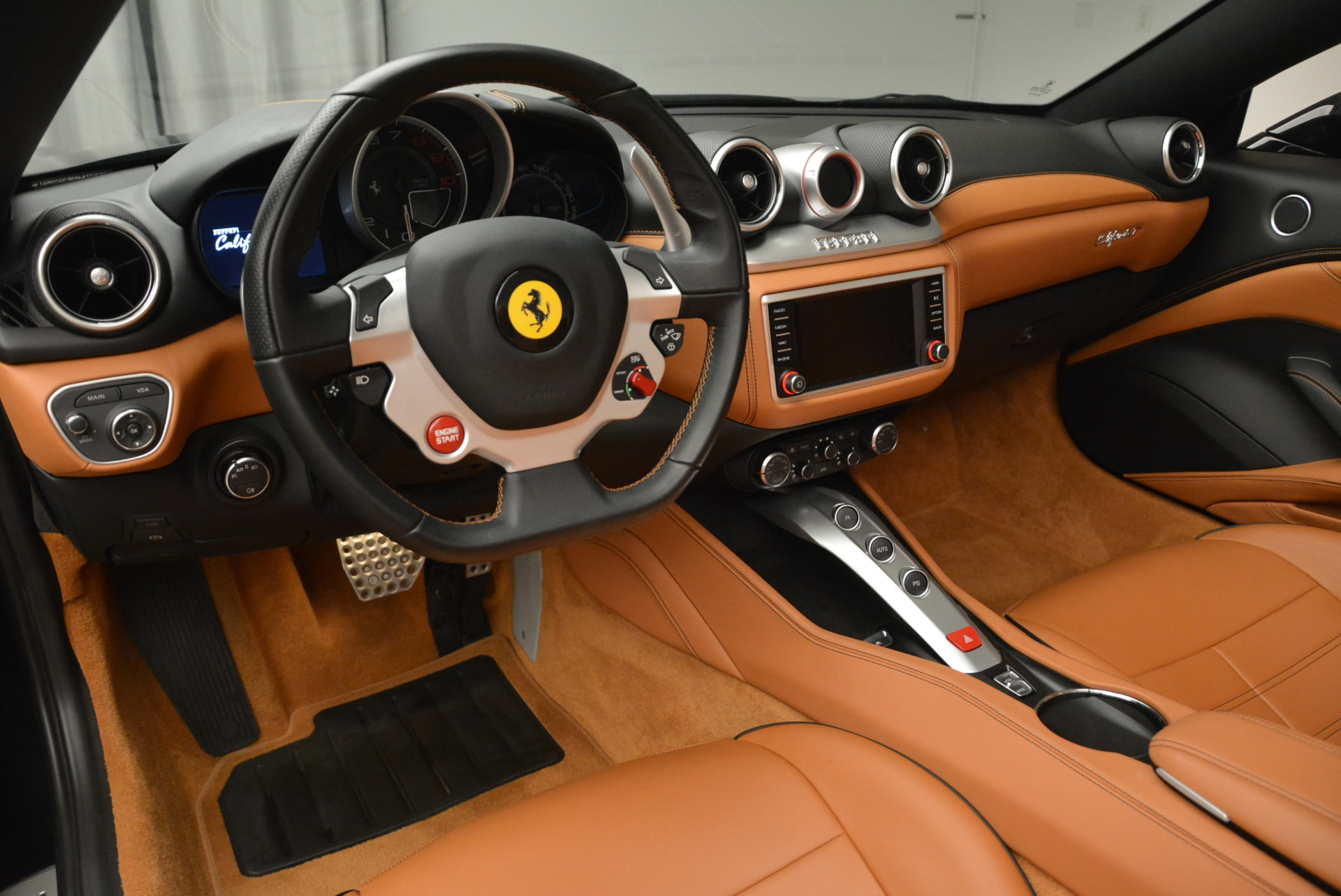 Used 2015 Ferrari California T  For Sale In Greenwich, CT. Alfa Romeo of Greenwich, 4458A 2224_p25