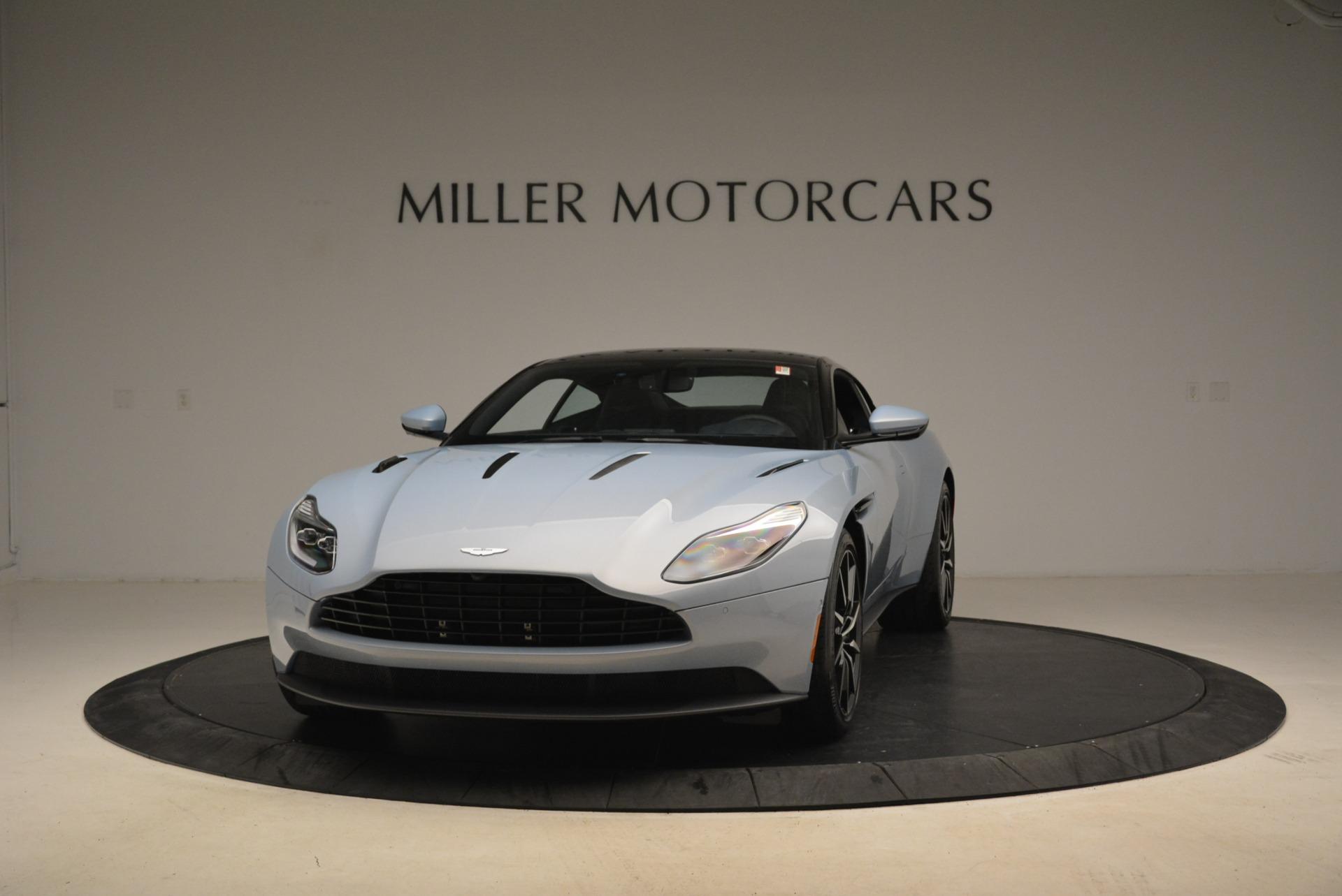 New 2018 Aston Martin DB11 V12 For Sale In Greenwich, CT. Alfa Romeo of Greenwich, A1269 2225_main