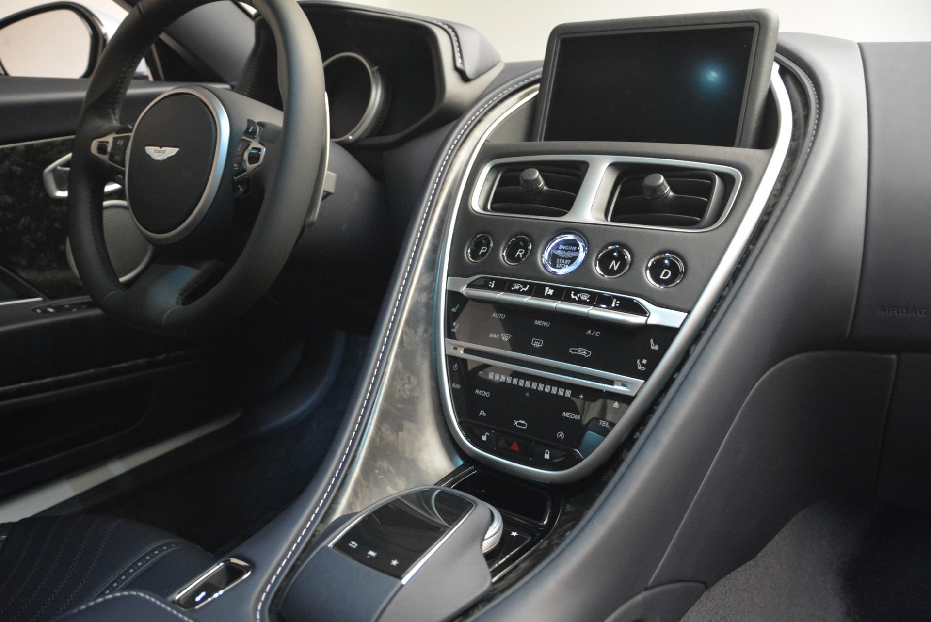New 2018 Aston Martin DB11 V12 For Sale In Greenwich, CT. Alfa Romeo of Greenwich, A1269 2225_p18