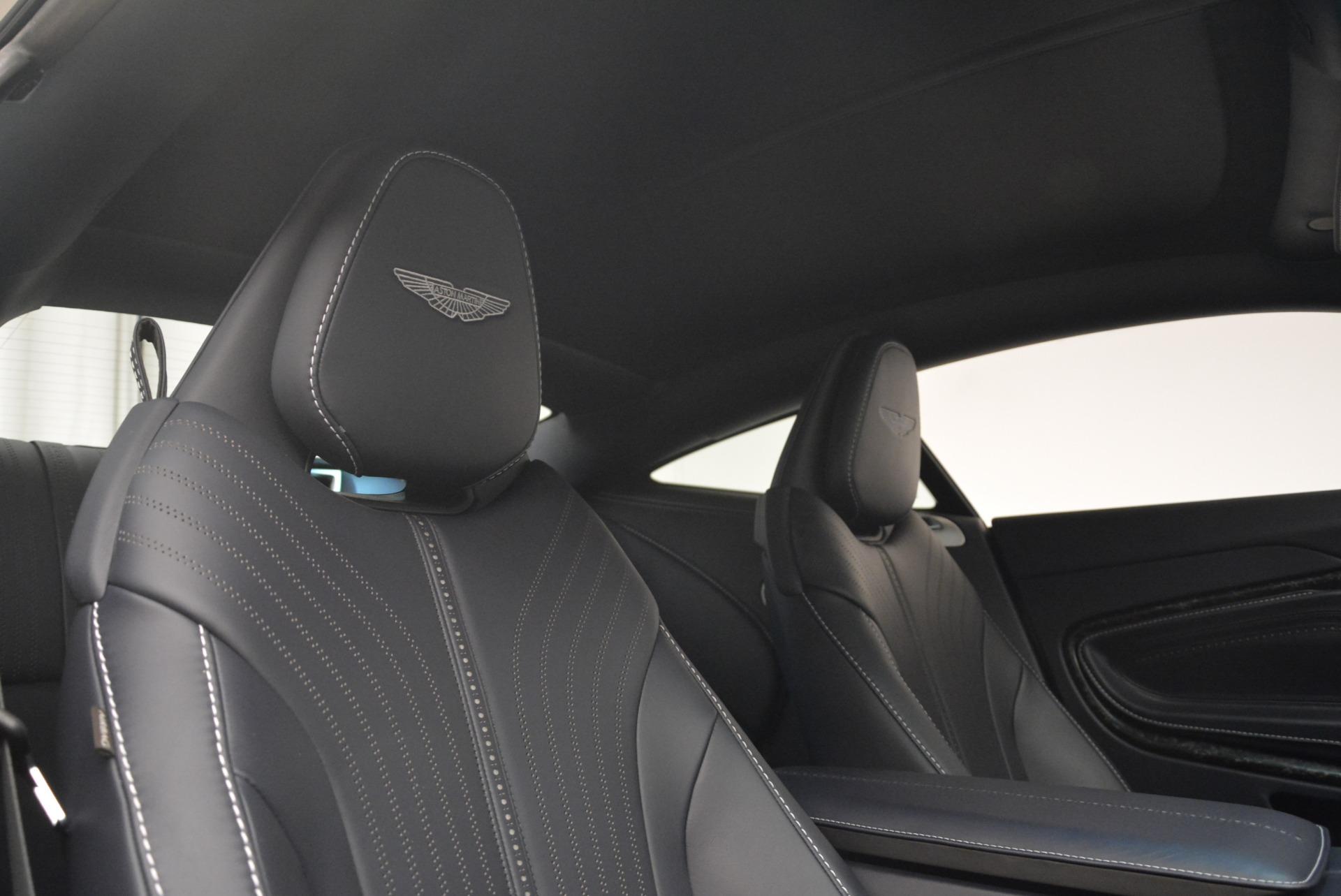 New 2018 Aston Martin DB11 V12 For Sale In Greenwich, CT. Alfa Romeo of Greenwich, A1269 2225_p19