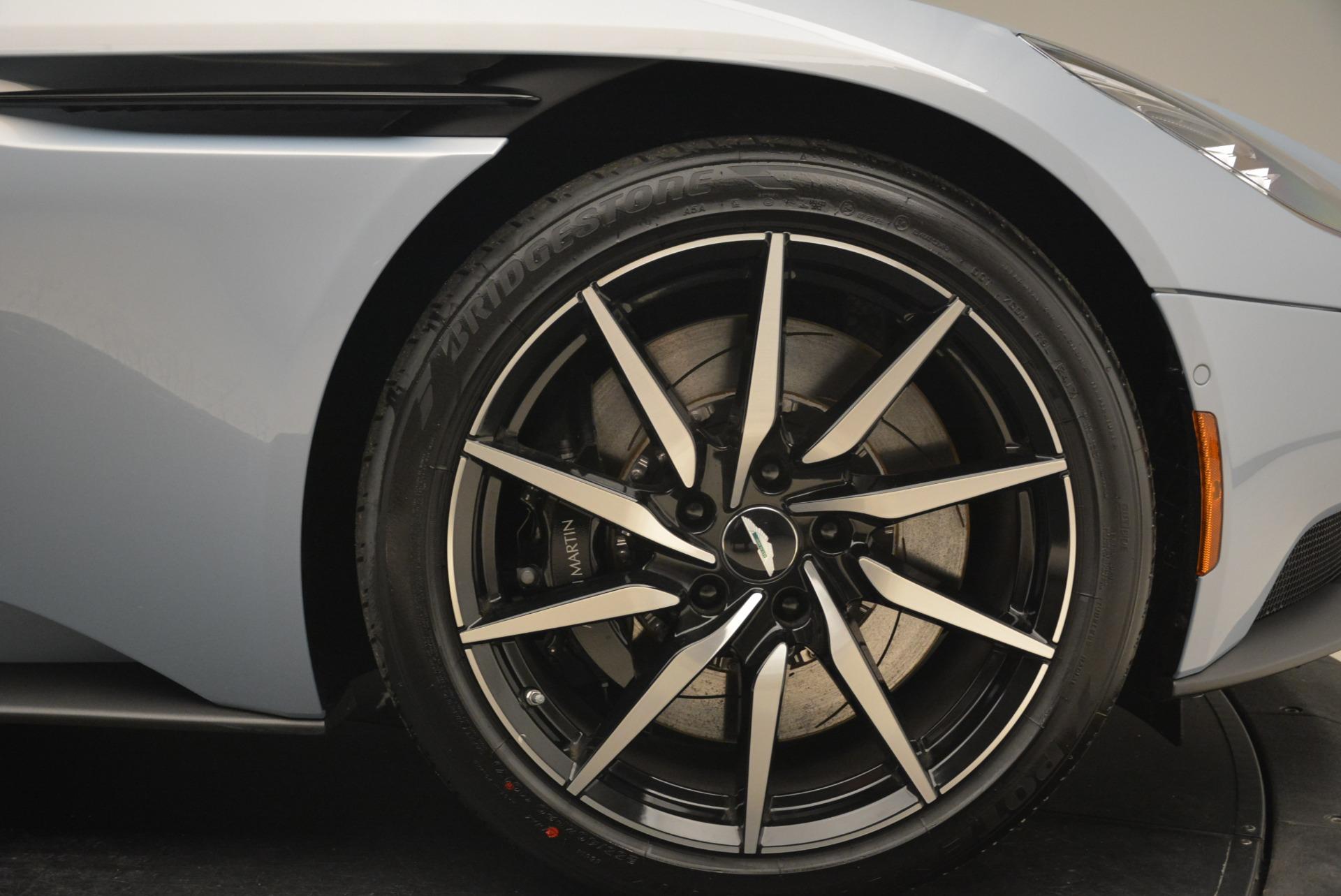 New 2018 Aston Martin DB11 V12 For Sale In Greenwich, CT. Alfa Romeo of Greenwich, A1269 2225_p20