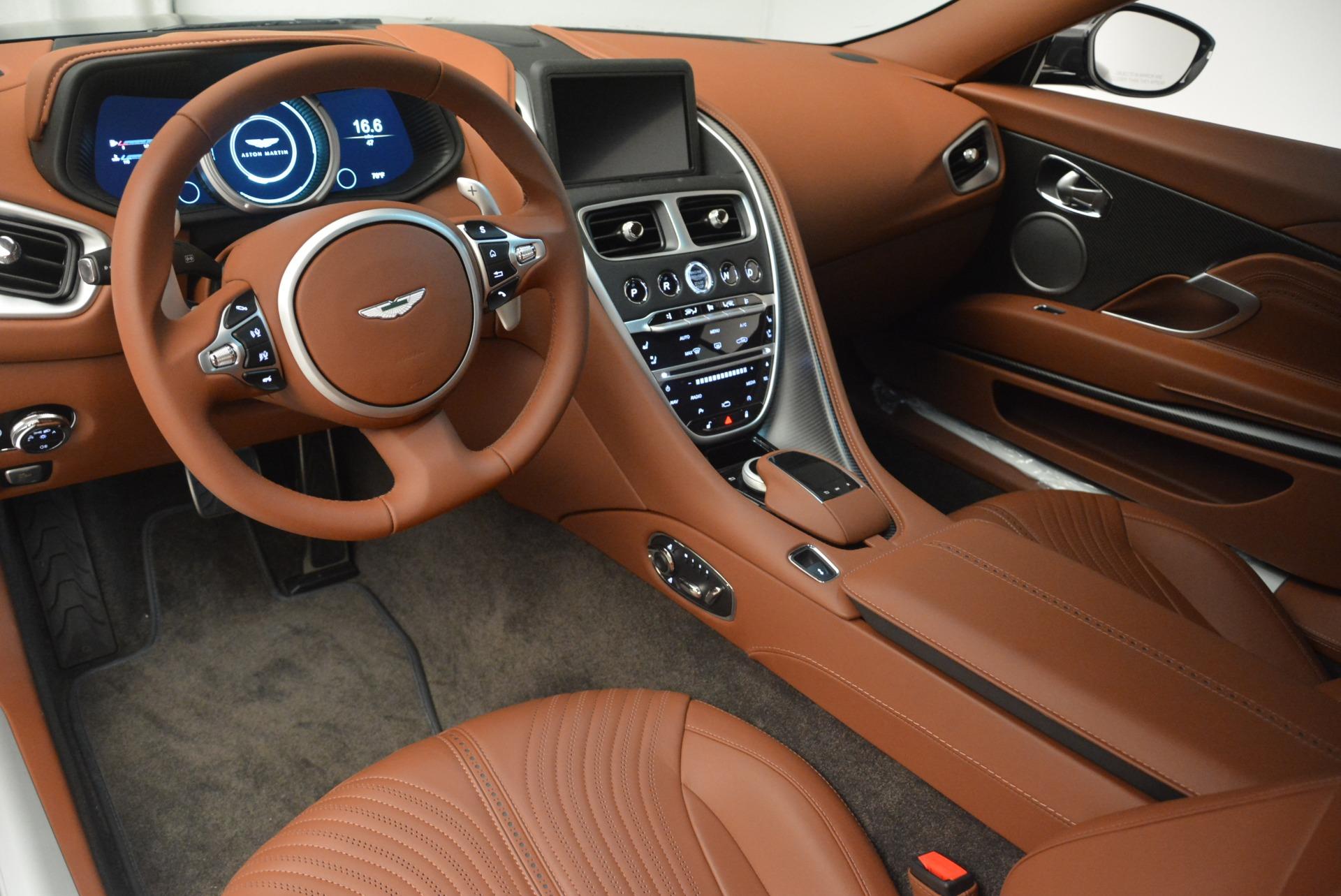New 2018 Aston Martin DB11 V12 Coupe For Sale In Greenwich, CT. Alfa Romeo of Greenwich, A1262 2226_p14